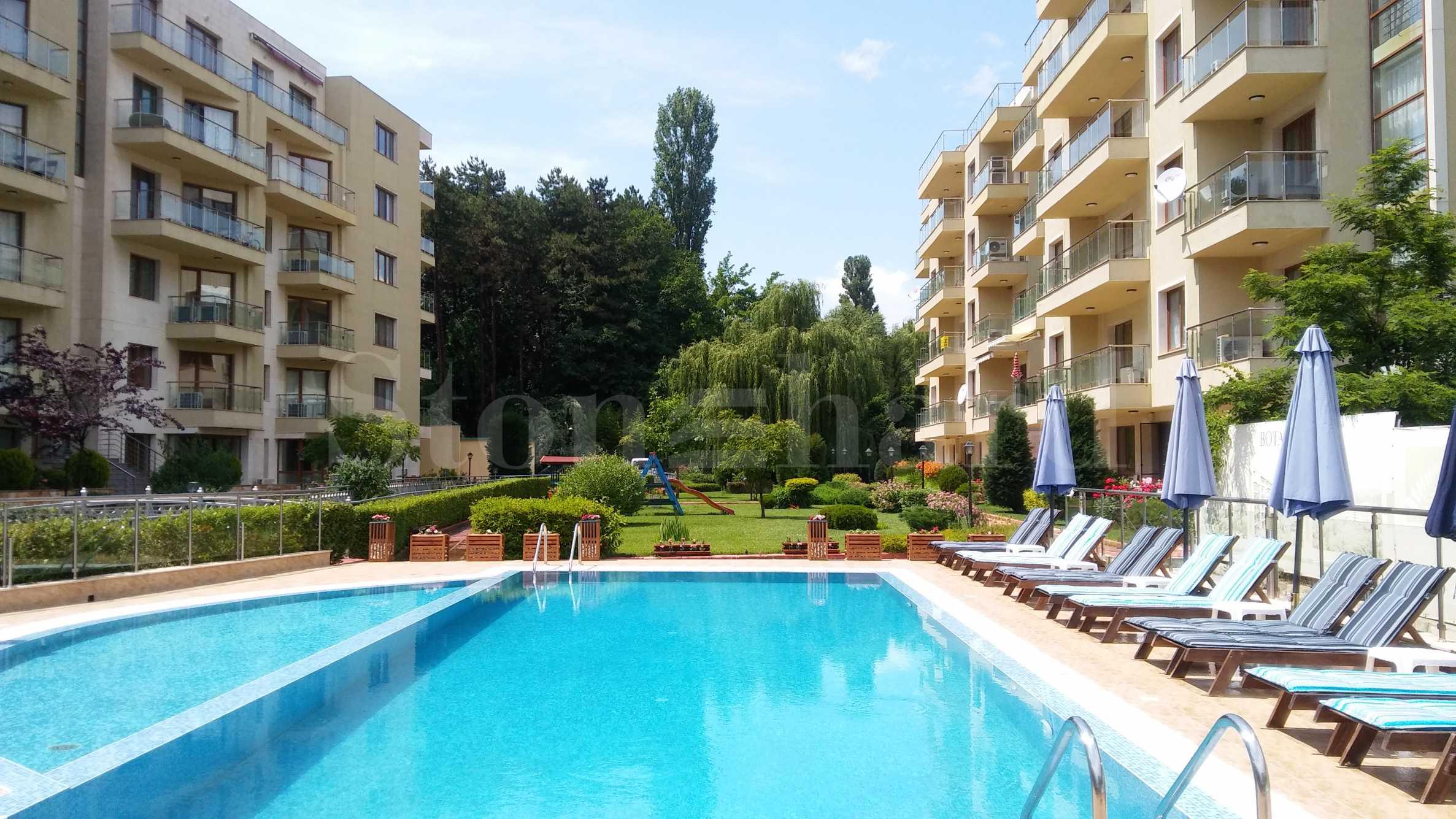 VIP Residence near the Botanical Garden1 - Stonehard