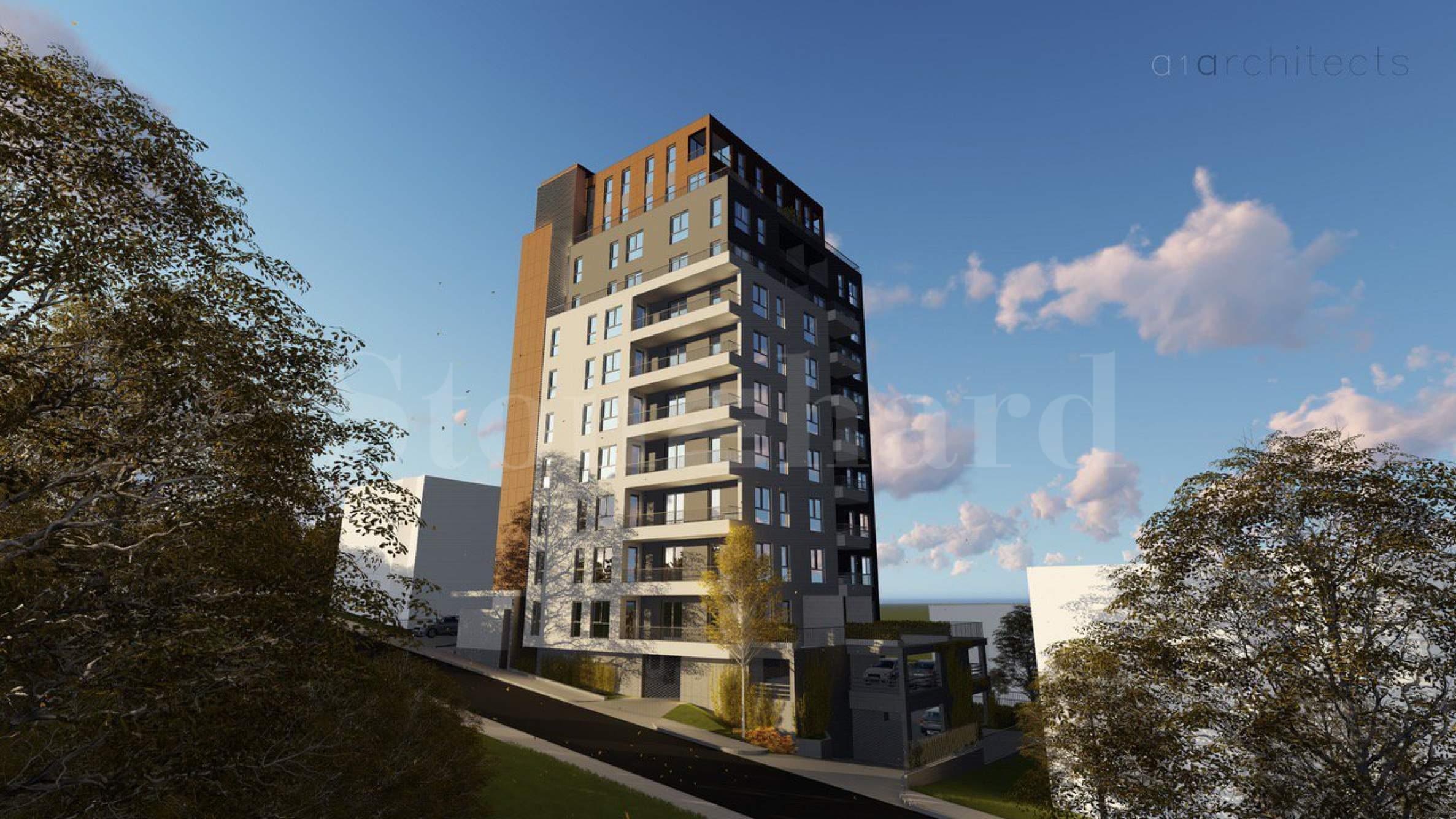 Нови апартаменти с морска панорама в кв. Бриз1 - Stonehard