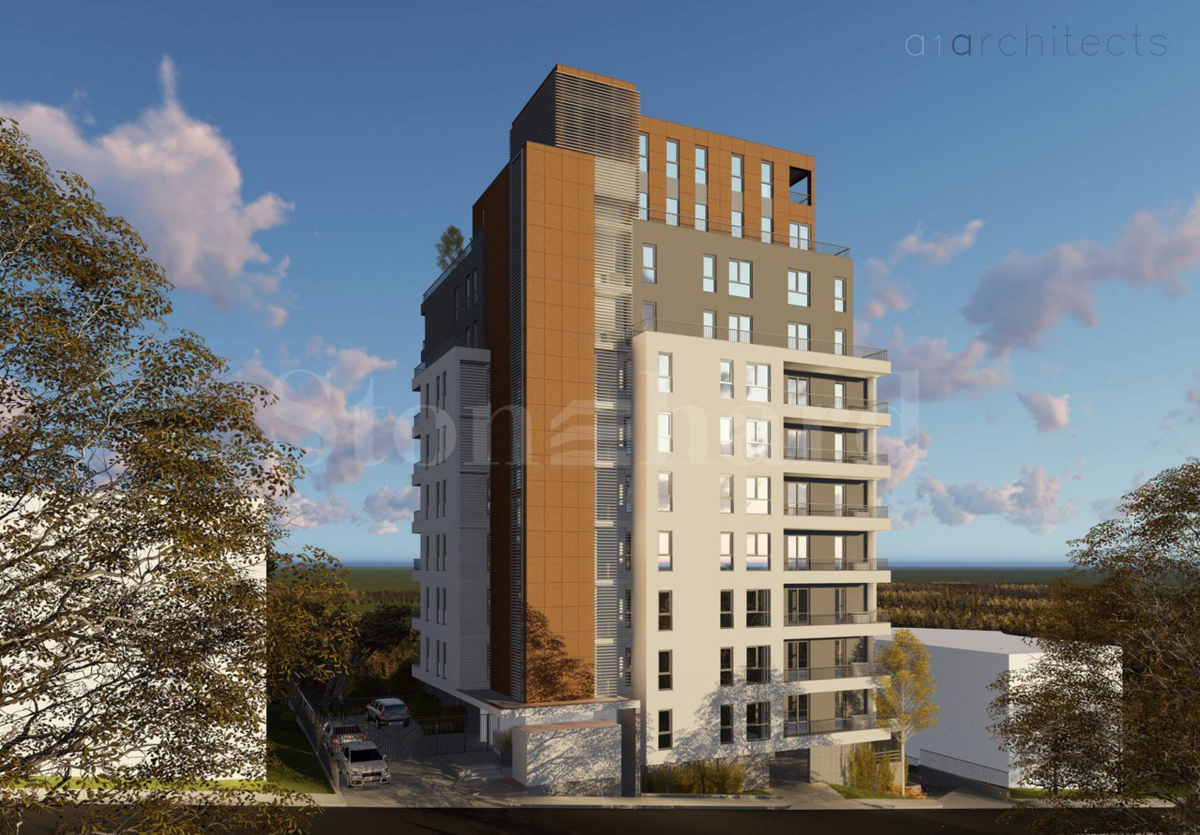 Нови апартаменти с морска панорама в кв. Бриз2 - Stonehard