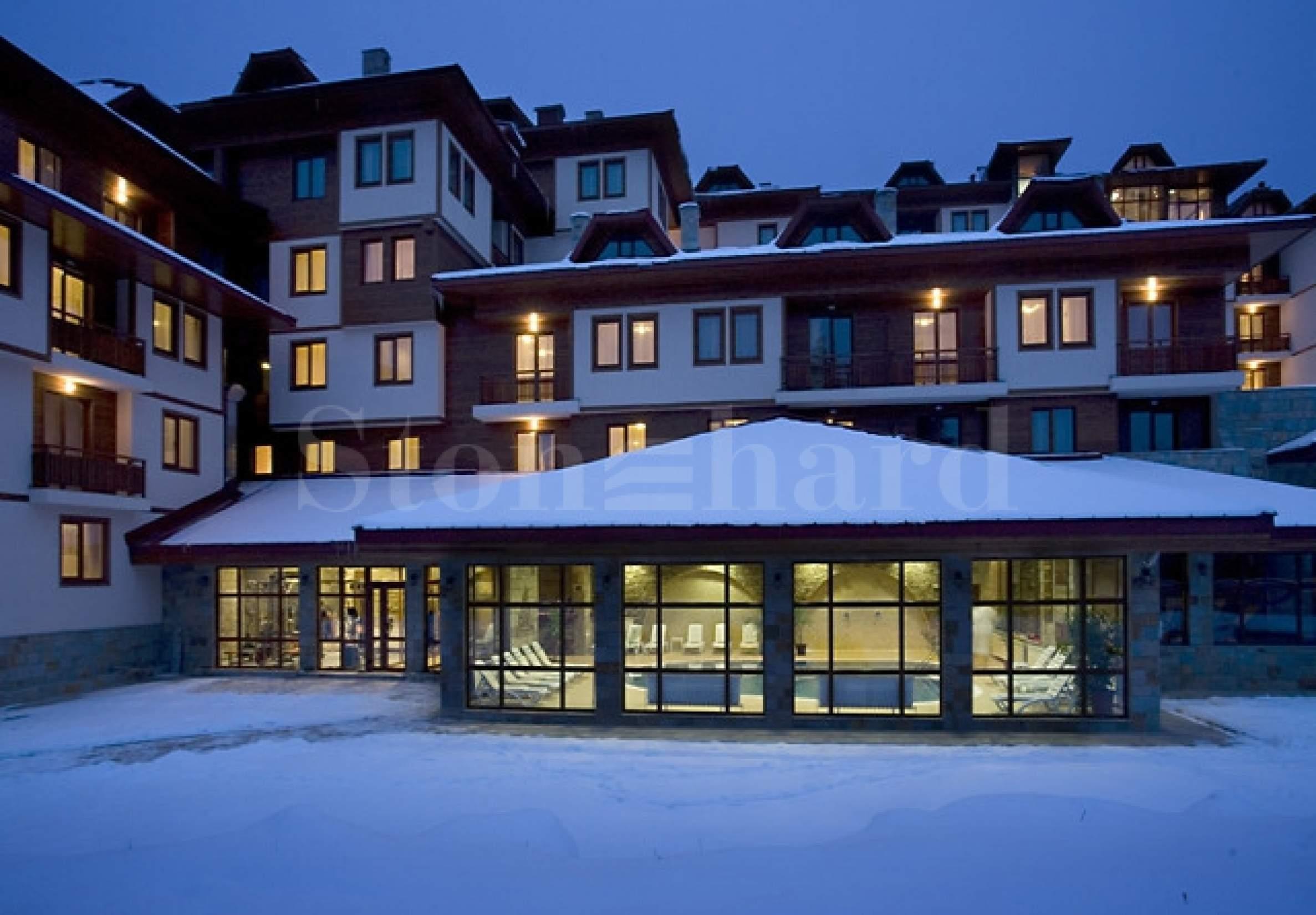 Луксозни апартаменти в стилен ваканционен комплекс1 - Stonehard