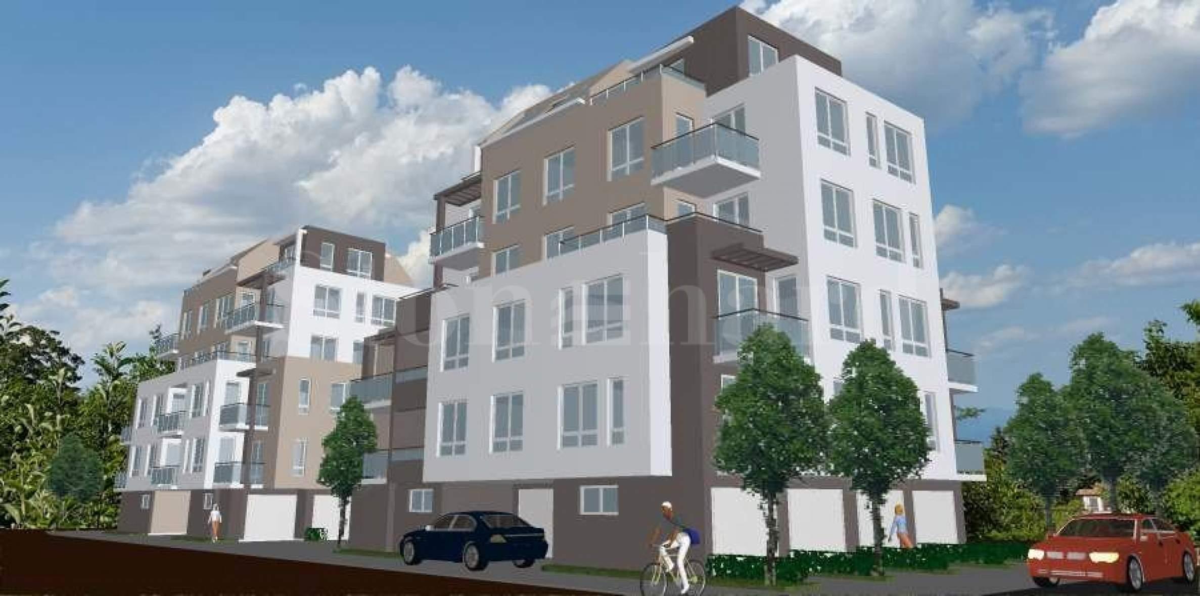 Апартаменти ново строителство в кв. Бъкстон2 - Stonehard