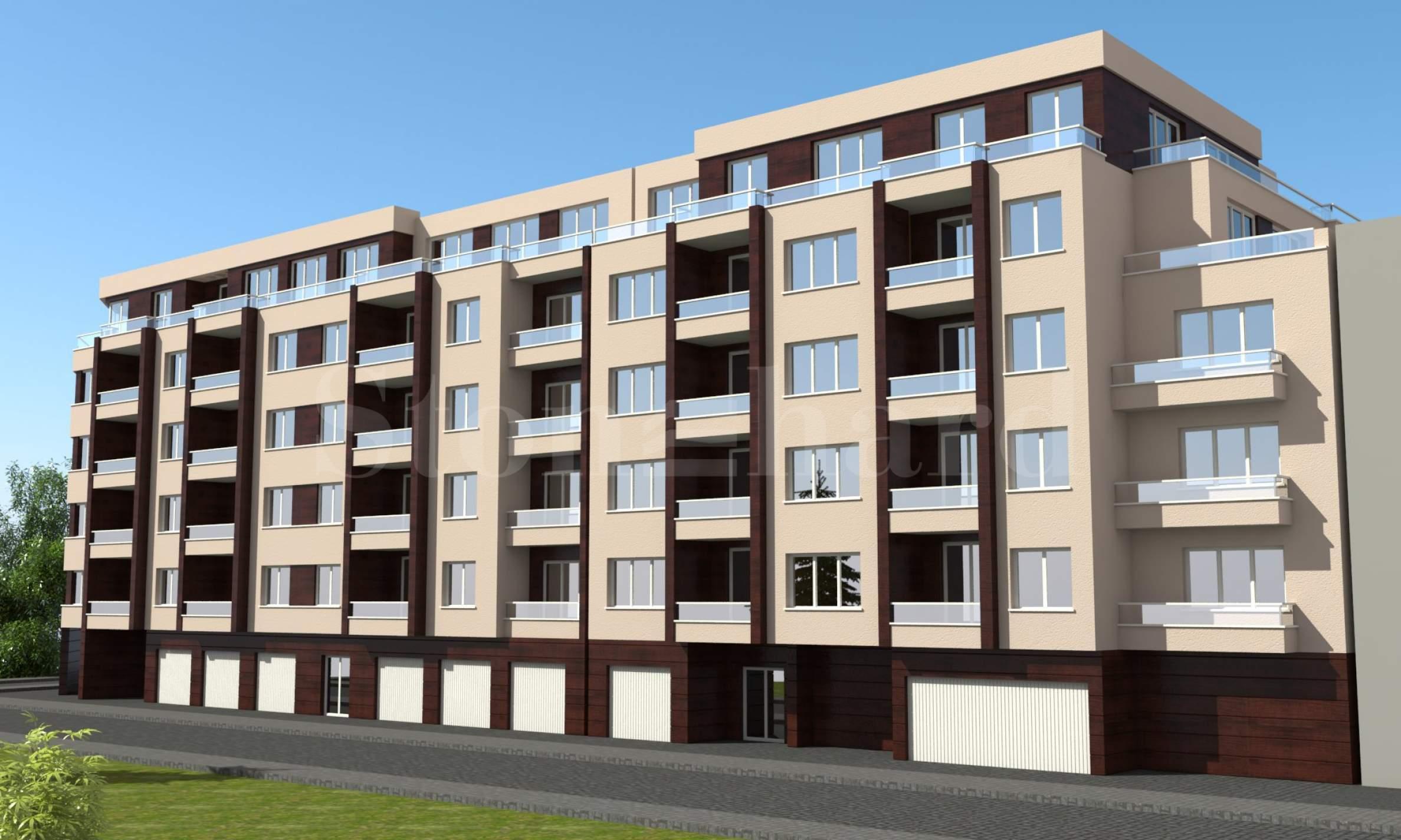Последни тристайни и многостайни апартаменти в кв. Манастирски ливади1 - Stonehard