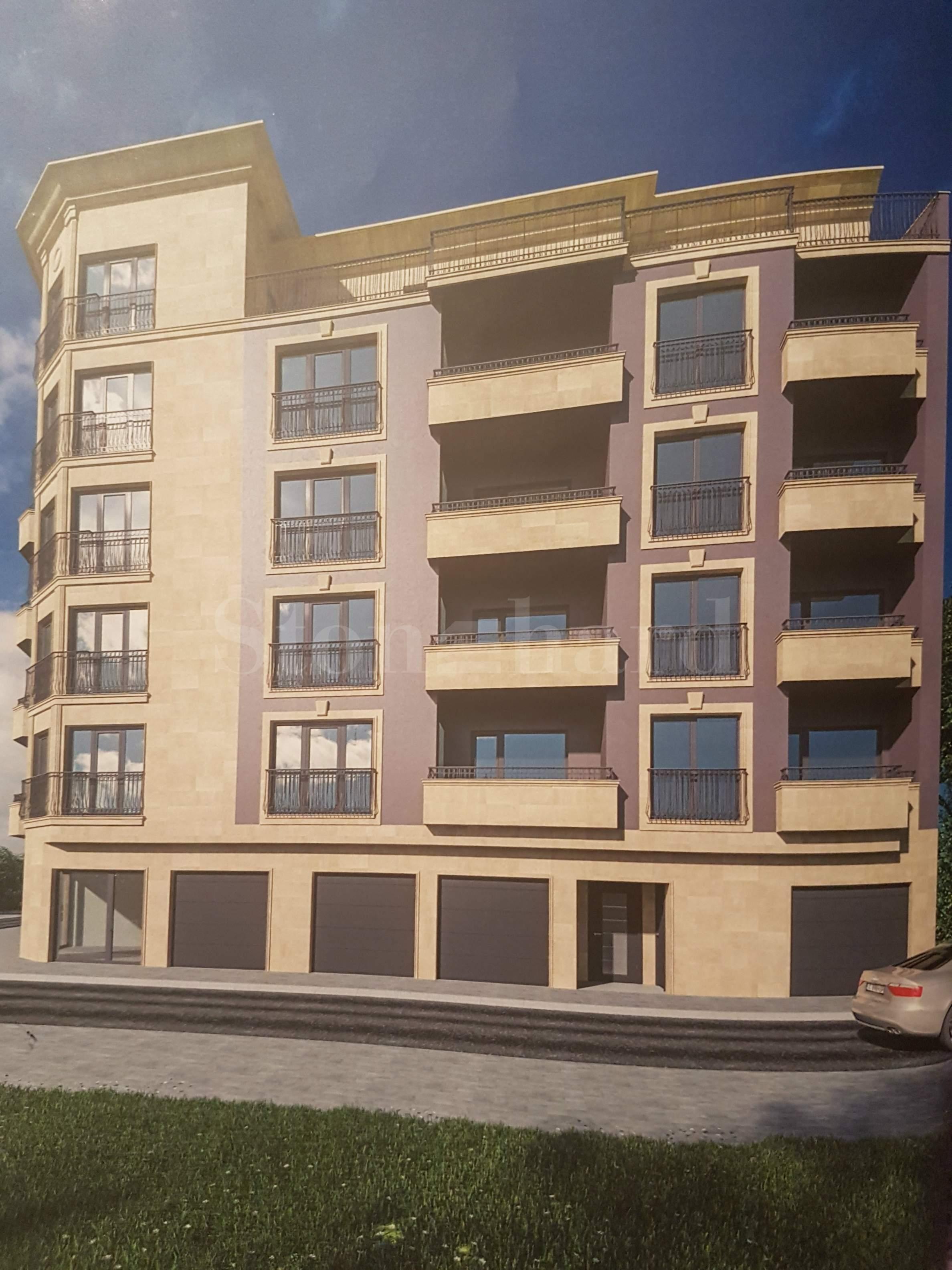 Modern apartments near South Park, Mall Paradise, metro station Vitosha2 - Stonehard