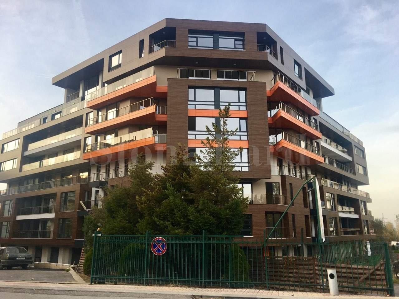 Стилни апартаменти в хубава нова сграда в строеж в кв. Витоша. София1 - Stonehard
