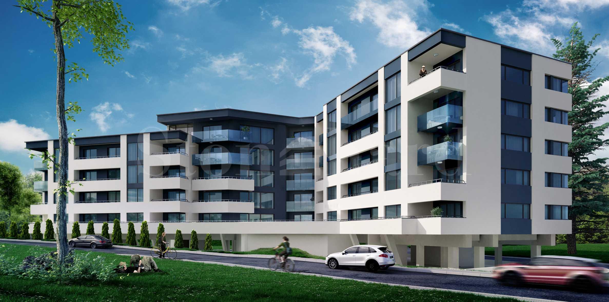 Емблематична сграда с атрактивни цени от 850€/кв.м.2 - Stonehard