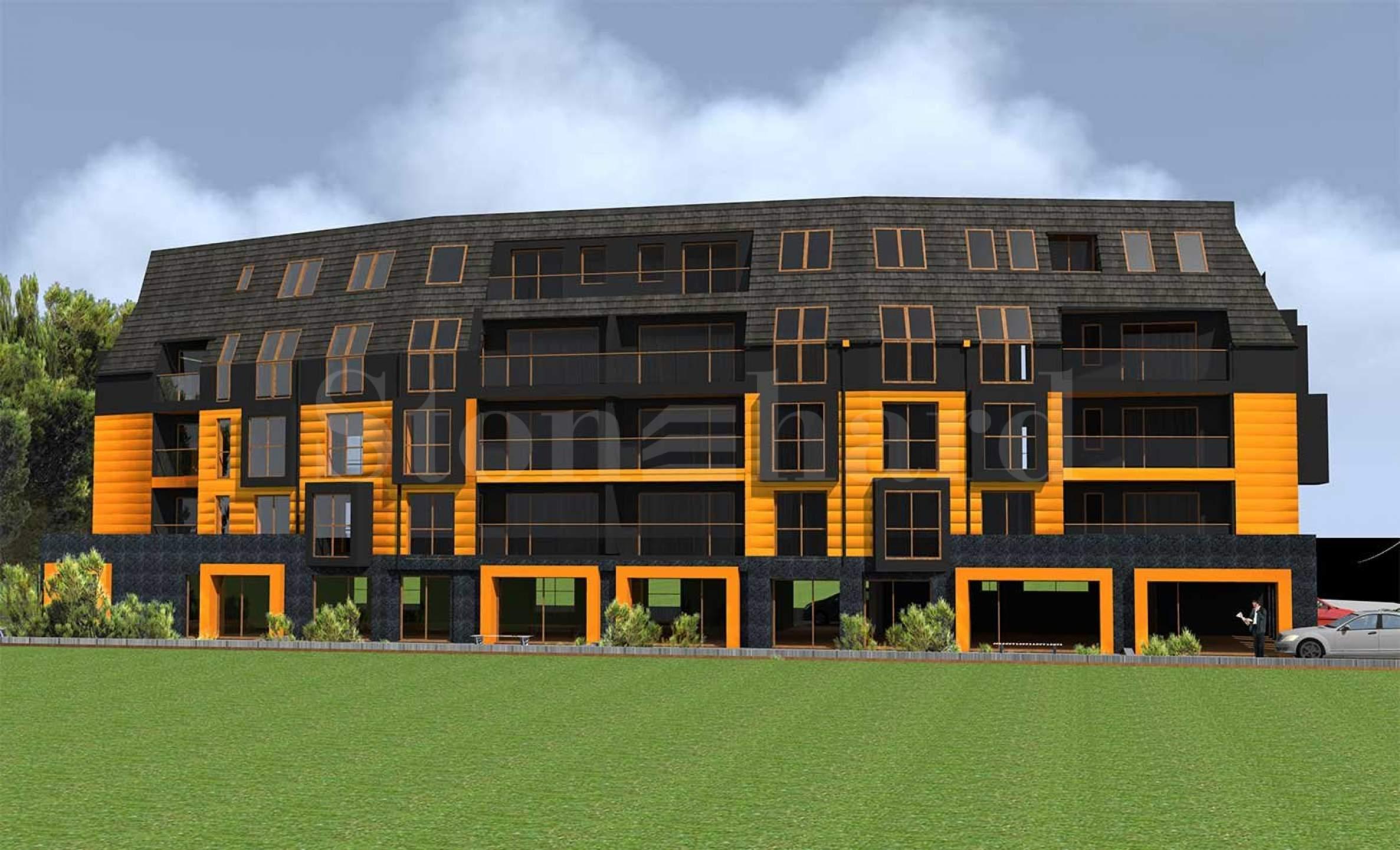 Елегантна нова сграда с апартаменти в Манастирски Ливади1 - Stonehard