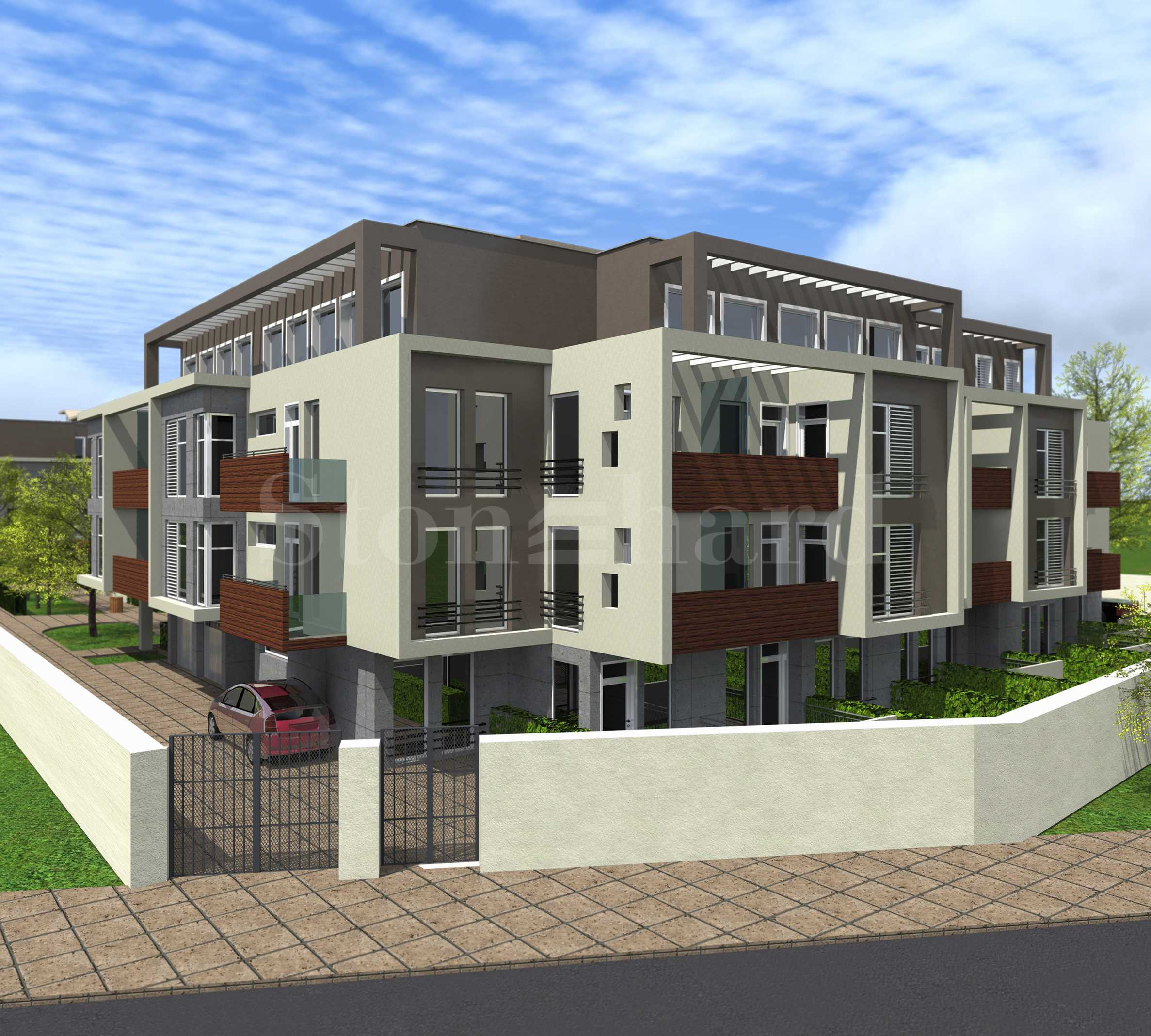 Diverse apartments in a developed neighborhood1 - Stonehard