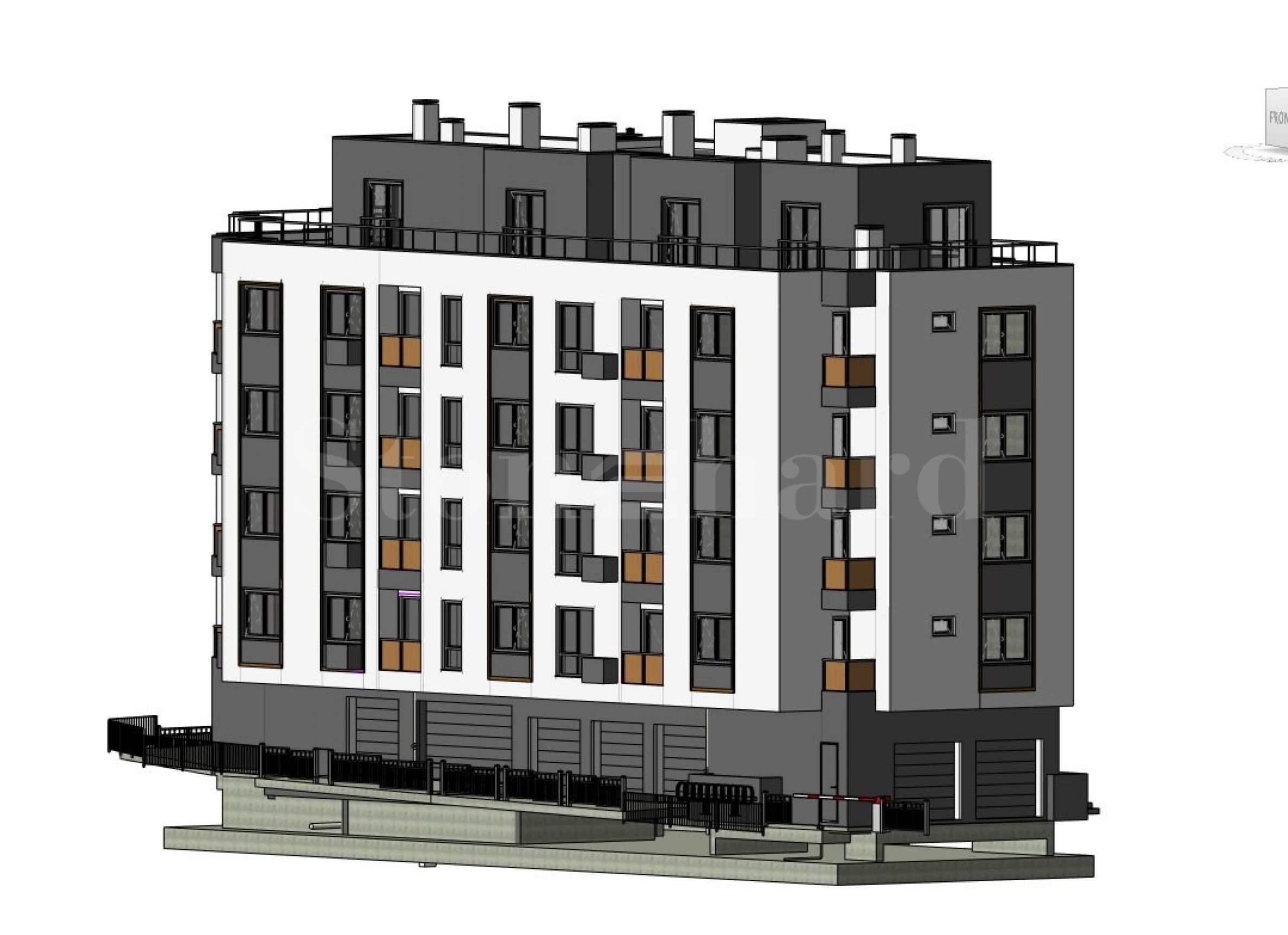 Хубава нова сграда в строеж, с просторни апартаменти в предпочитан район 2 - Stonehard