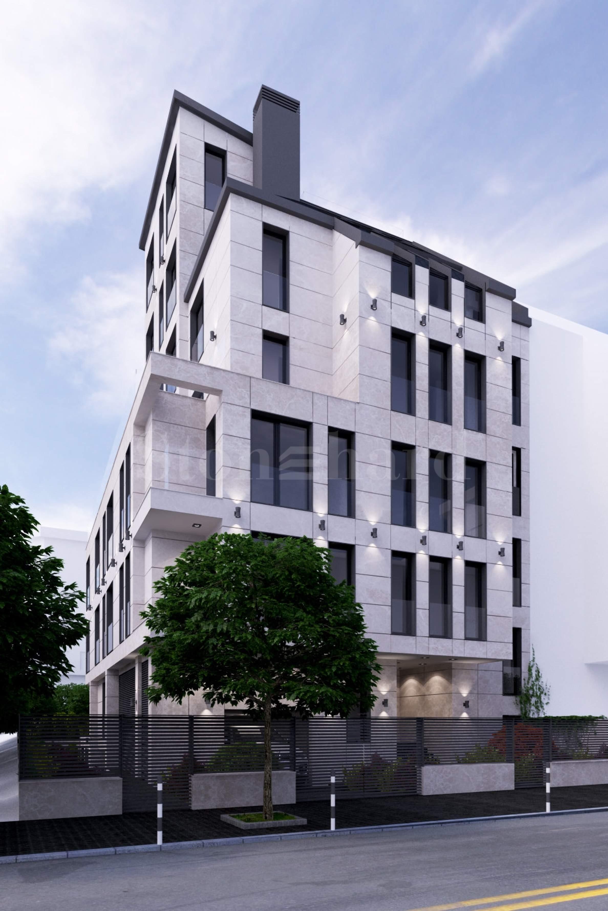 DV_Luxury Residence - малка бутикова сграда от най-висок клас1 - Stonehard