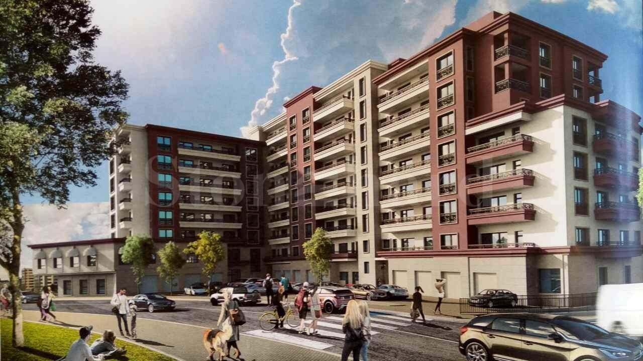 New residential complex with offices and shops in Mladost District next to the Business Park2 - Stonehard