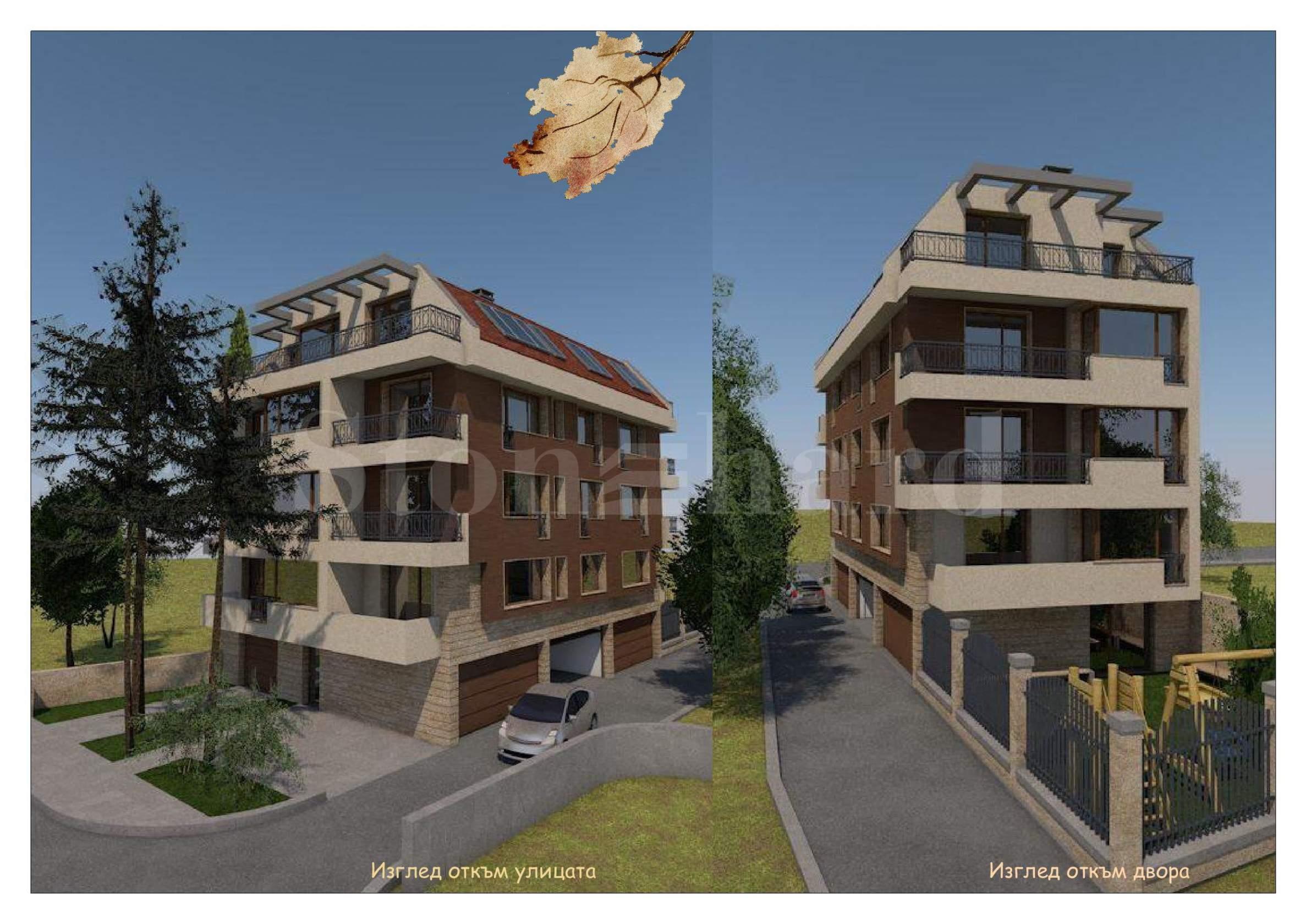 Нова сграда с чудесно местоположение до бул. Цар Борис III1 - Stonehard