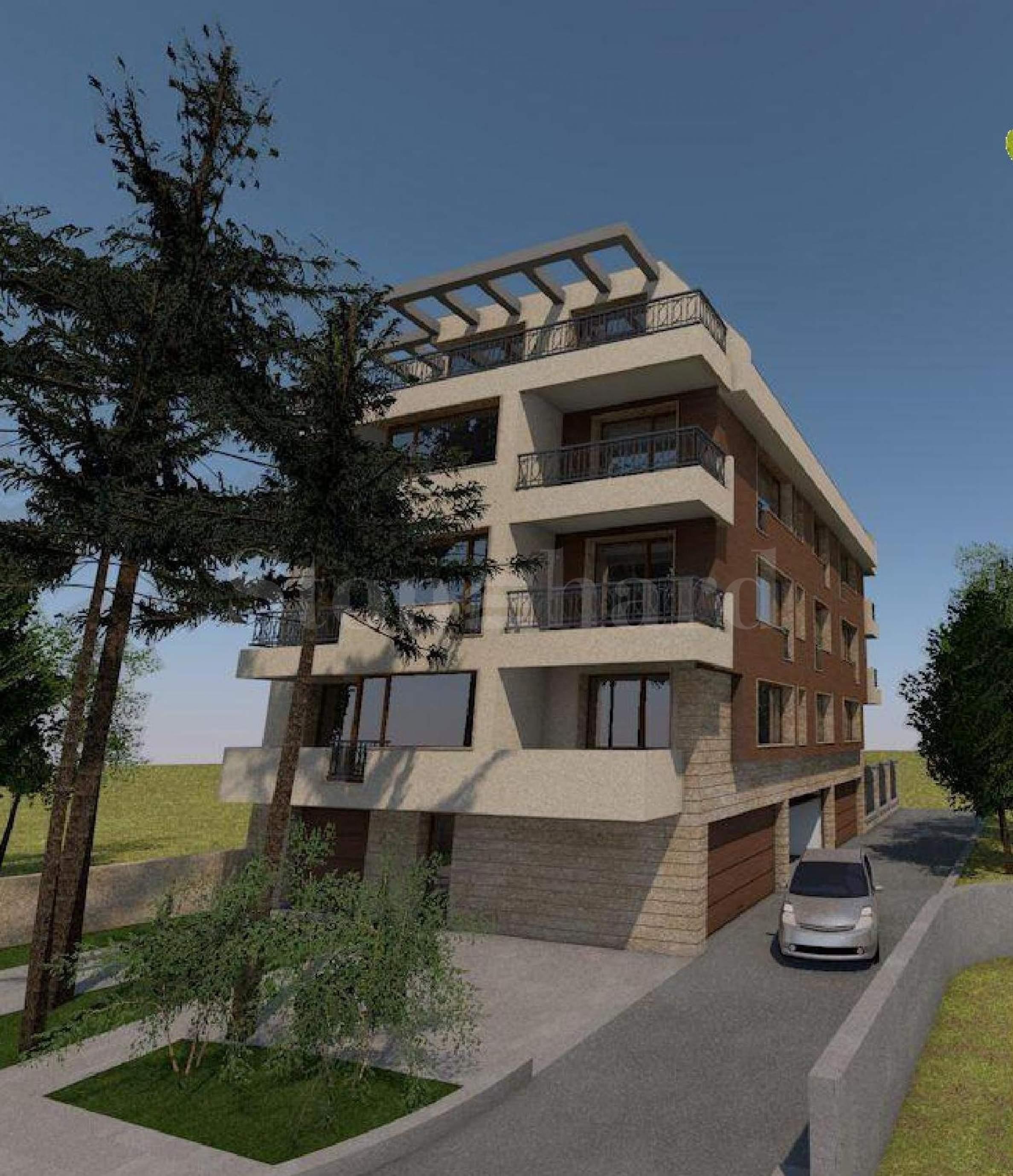 Нова сграда с чудесно местоположение до бул. Цар Борис III2 - Stonehard