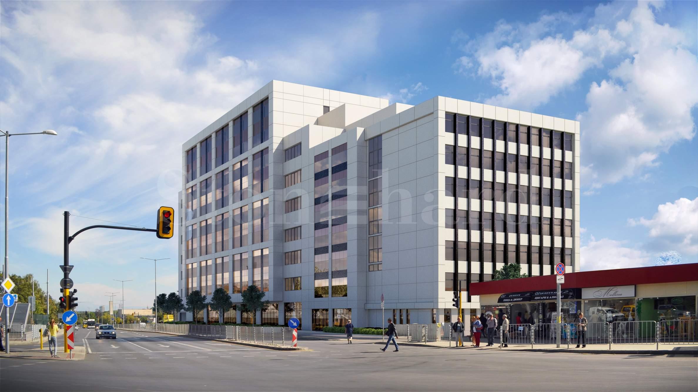 Луксозна офис сграда до Paradise Mall1 - Stonehard