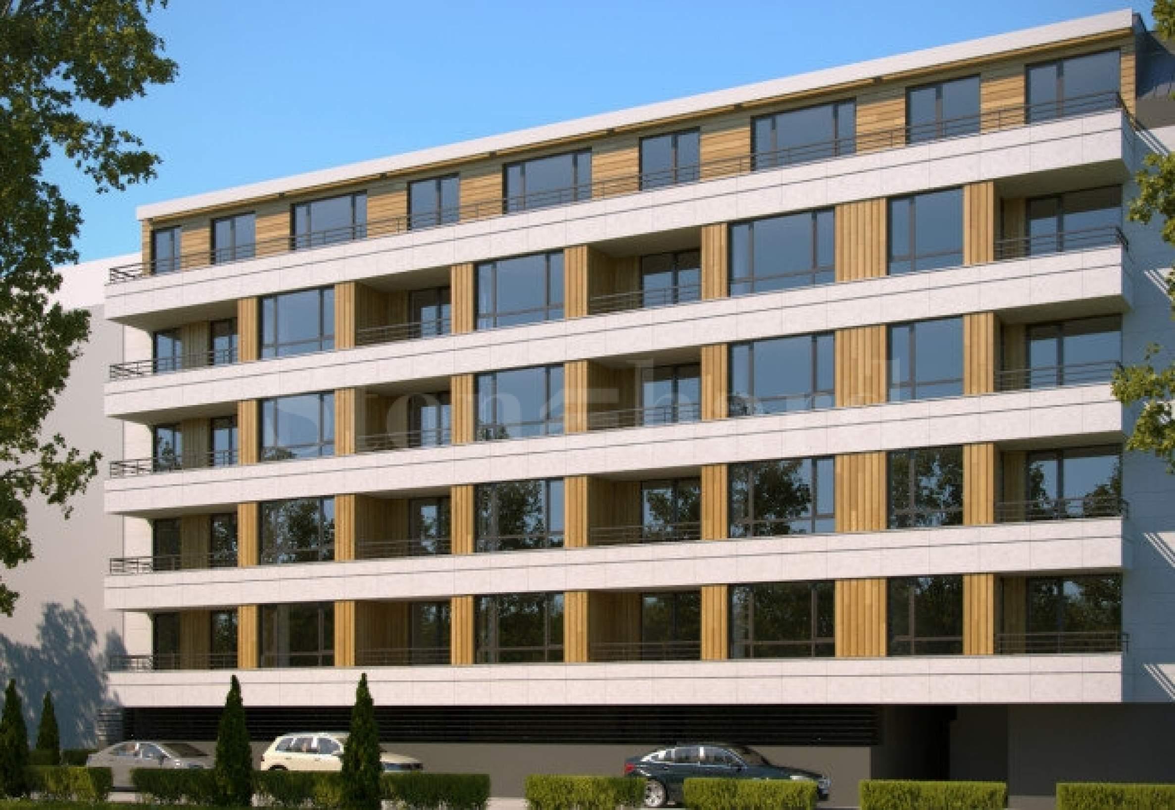 Нова жилищна сграда до метро и парк в широкия център2 - Stonehard