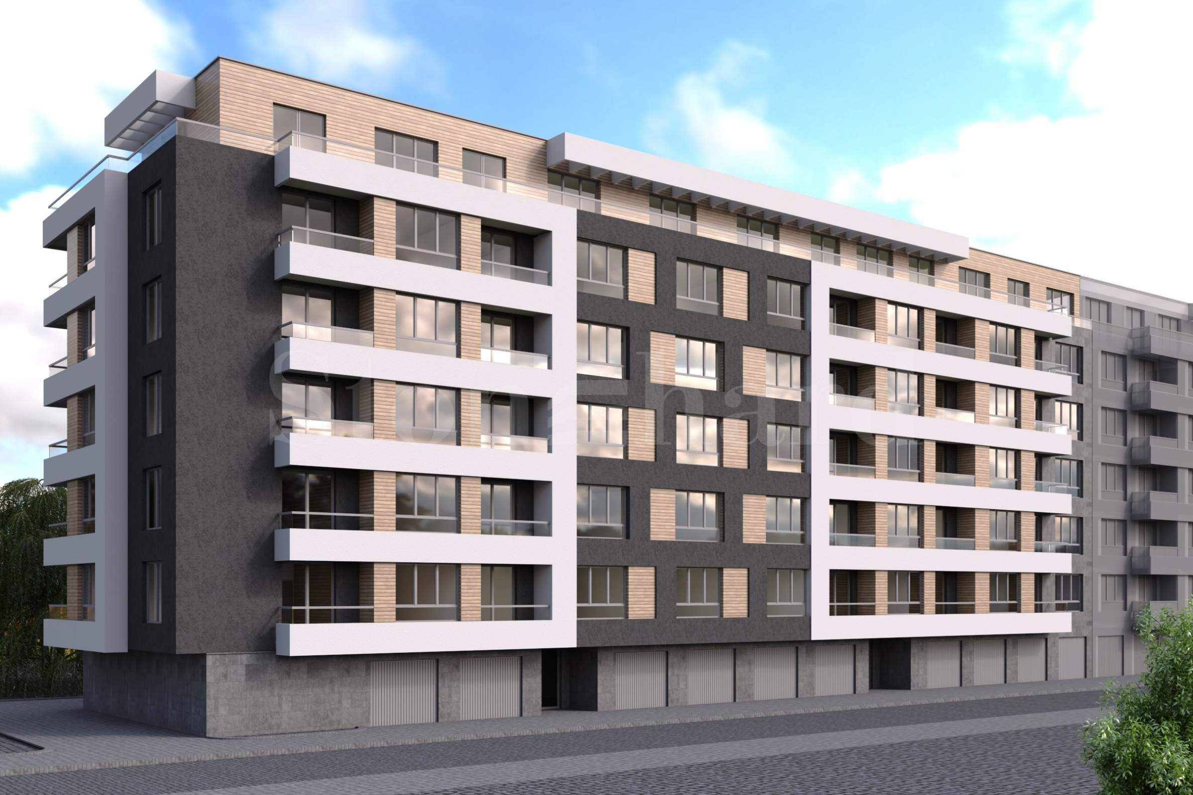 Apartments in a fast developing neighborhood1 - Stonehard