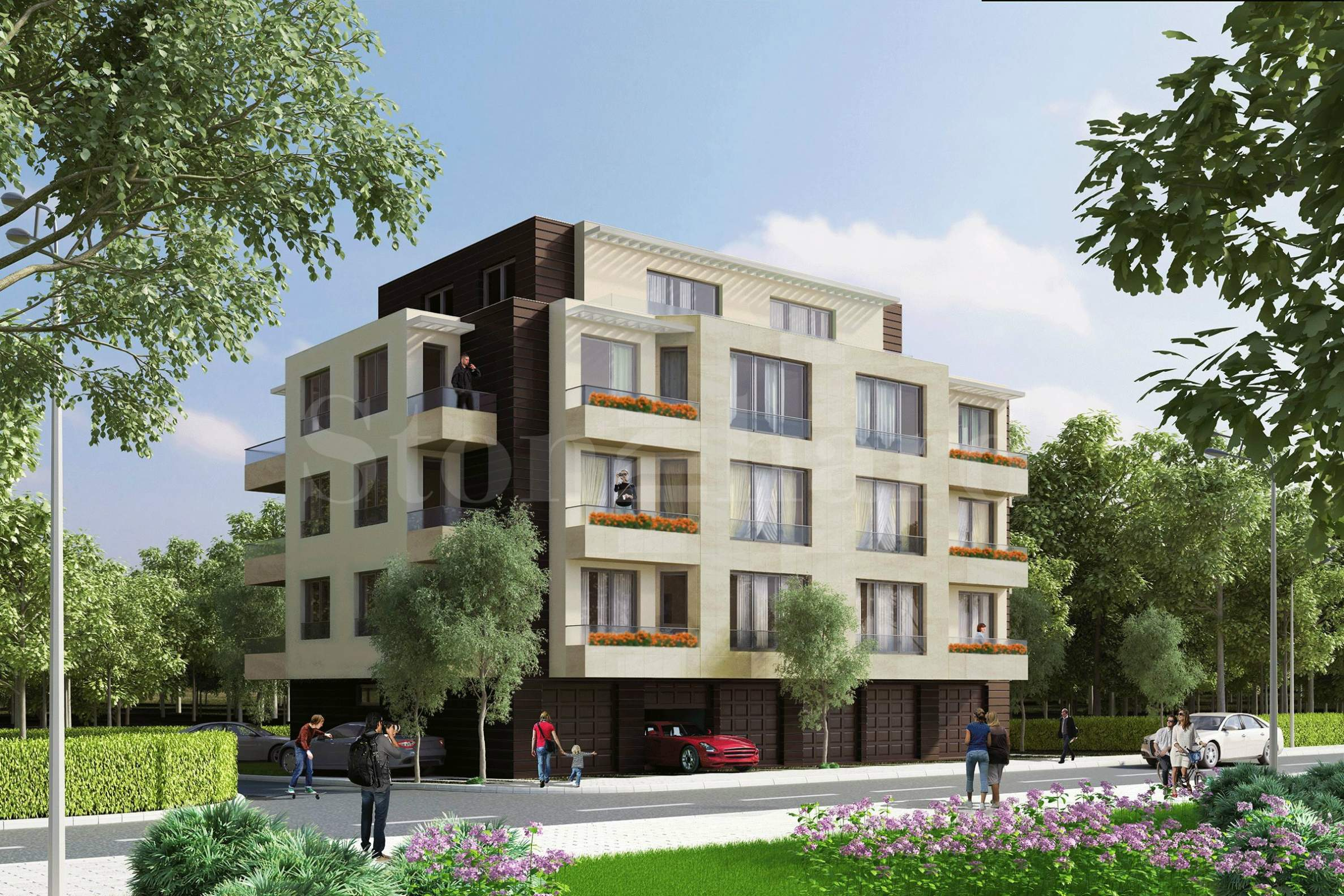 Nice residential building, strategically located in Boyana district2 - Stonehard