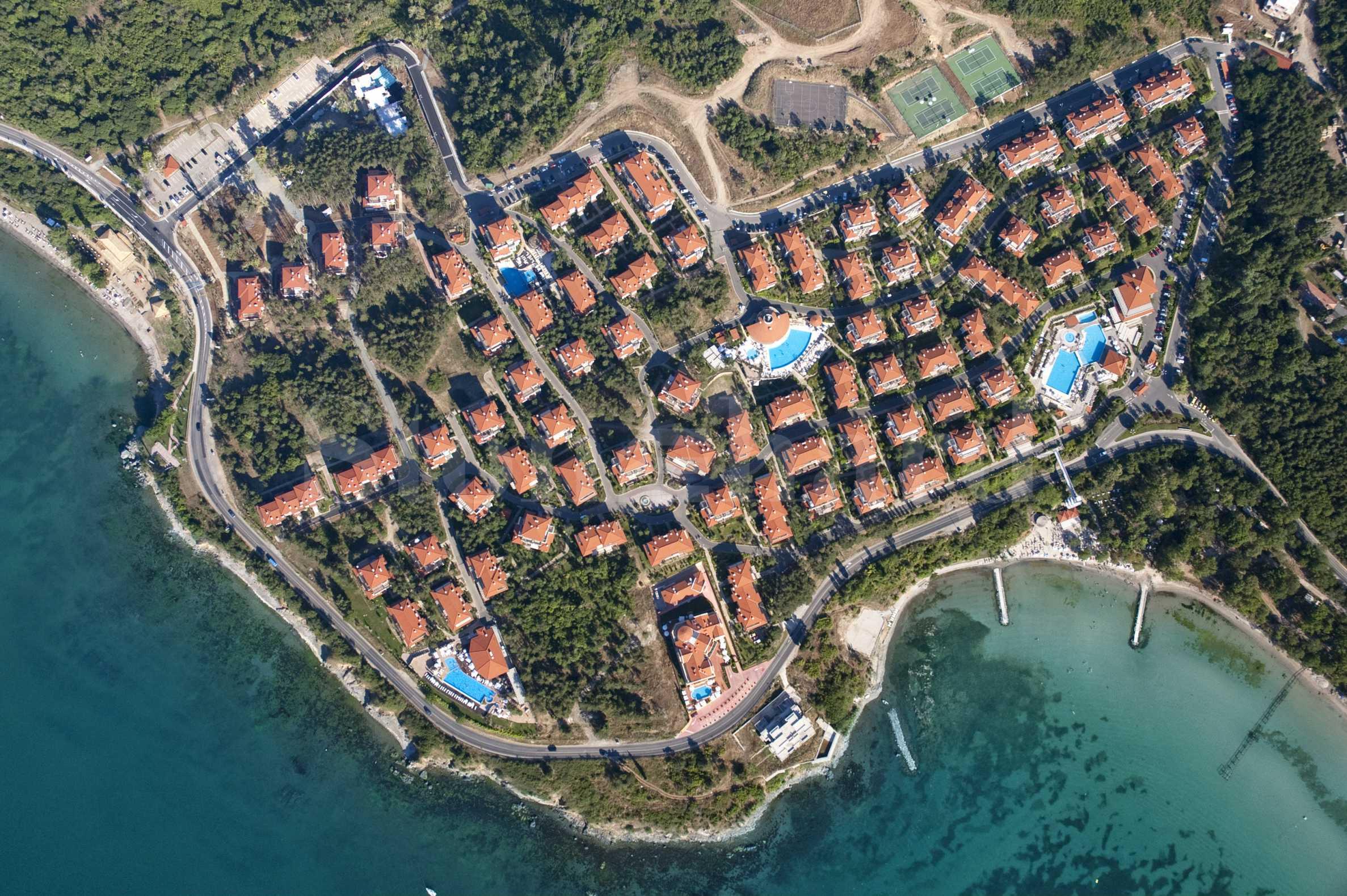 Луксозни апартаменти в отличен затворен комплекс на морето2 - Stonehard