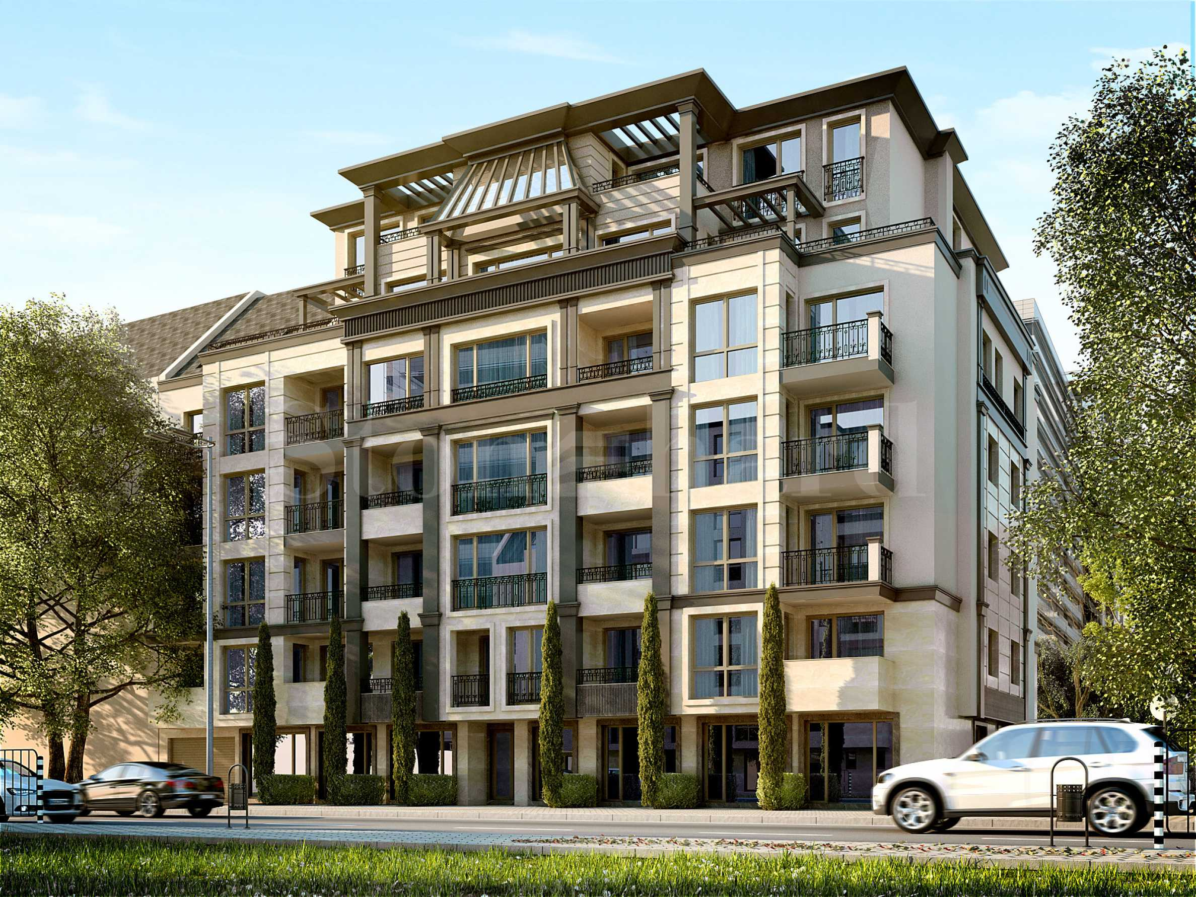 Newly-constructed building in a prestigious neighborhood1 - Stonehard