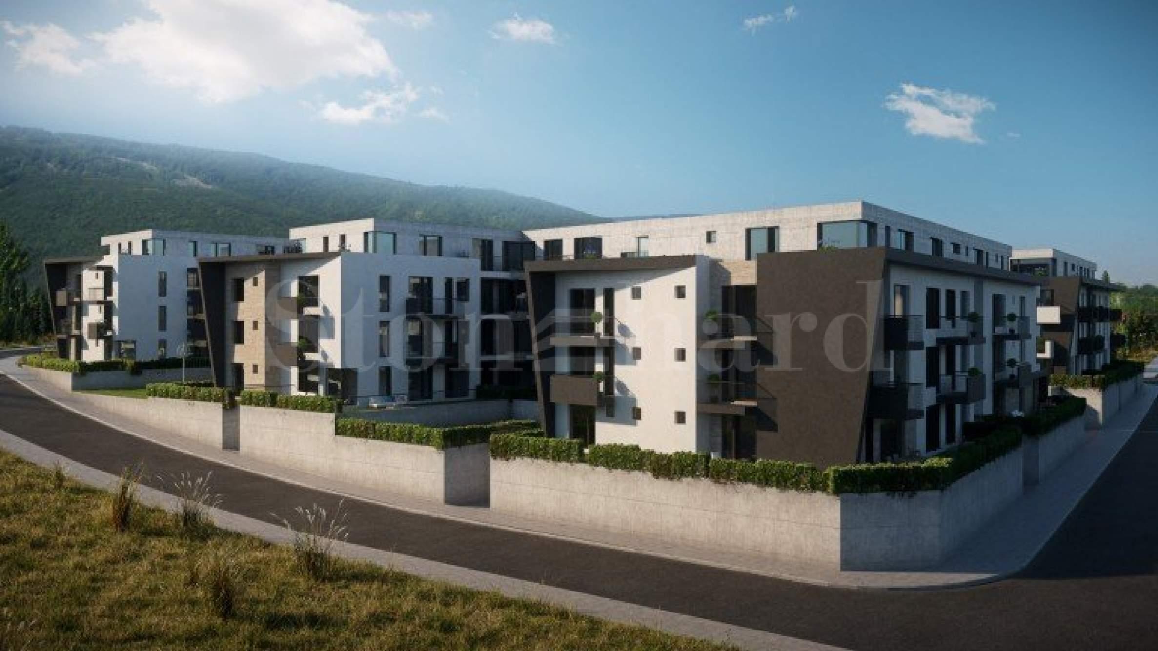 Затворен комплекс с просторни апартаменти в предпочитан район на София1 - Stonehard