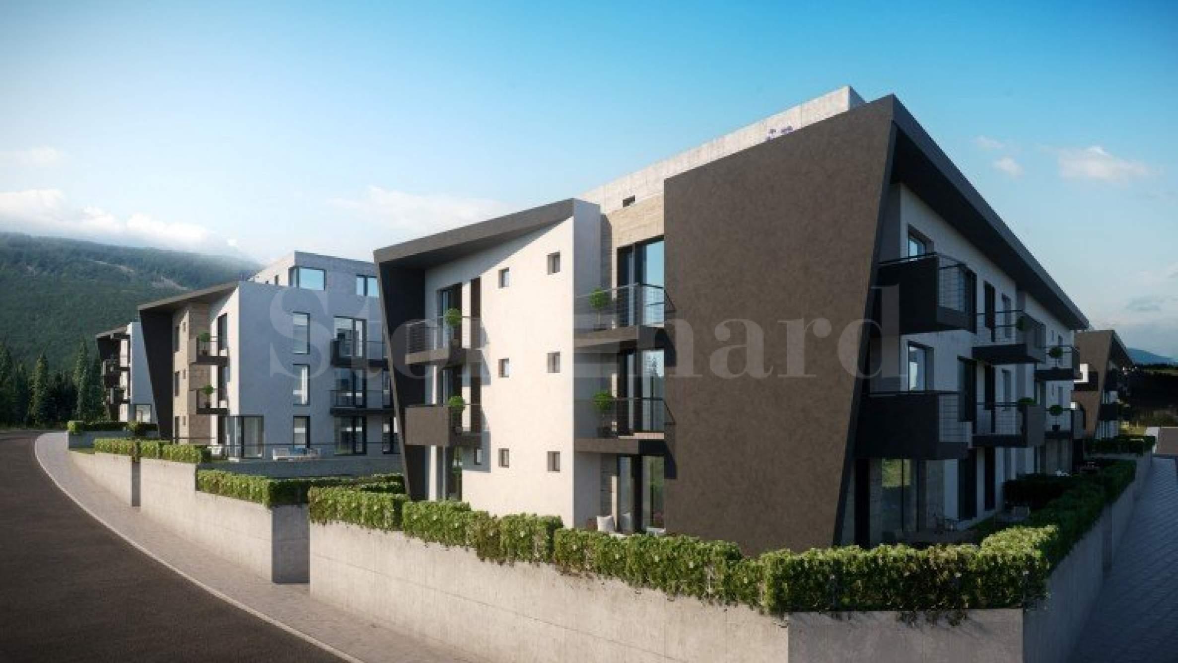 Затворен комплекс с просторни апартаменти в предпочитан район на София2 - Stonehard