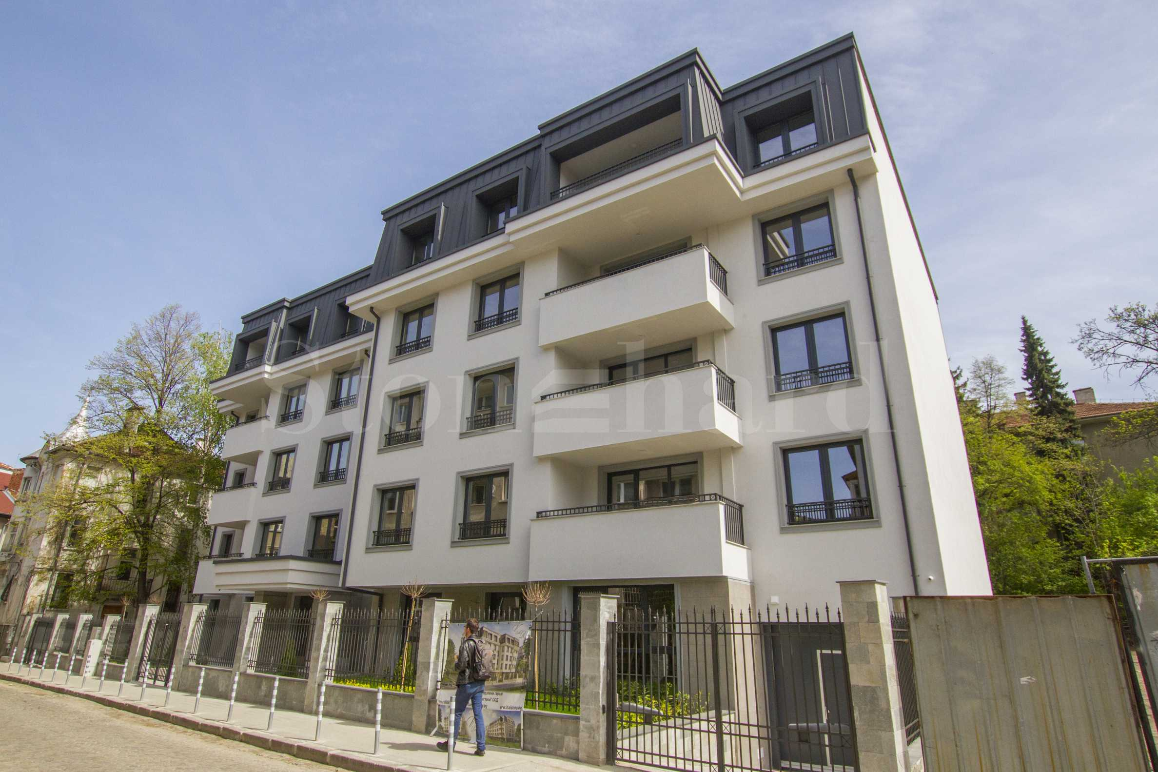 Stylish building with limited number of apartments1 - Stonehard