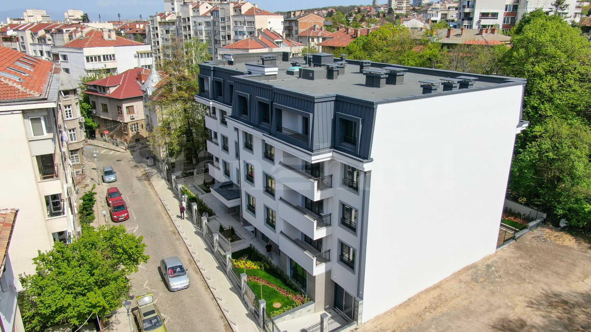 Stylish building with limited number of apartments2 - Stonehard