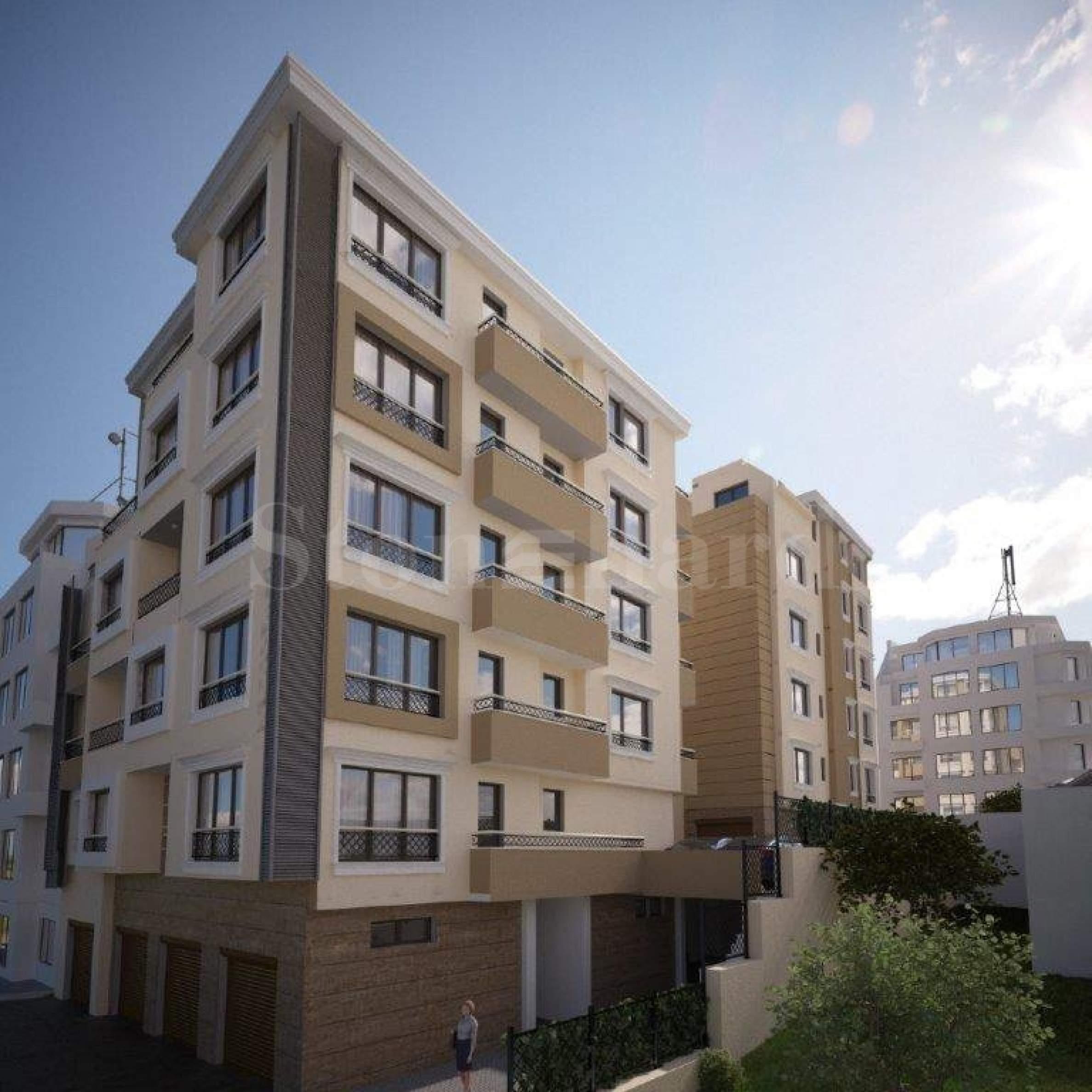 Апартаменти и офиси в комплекс висок клас строителство1 - Stonehard