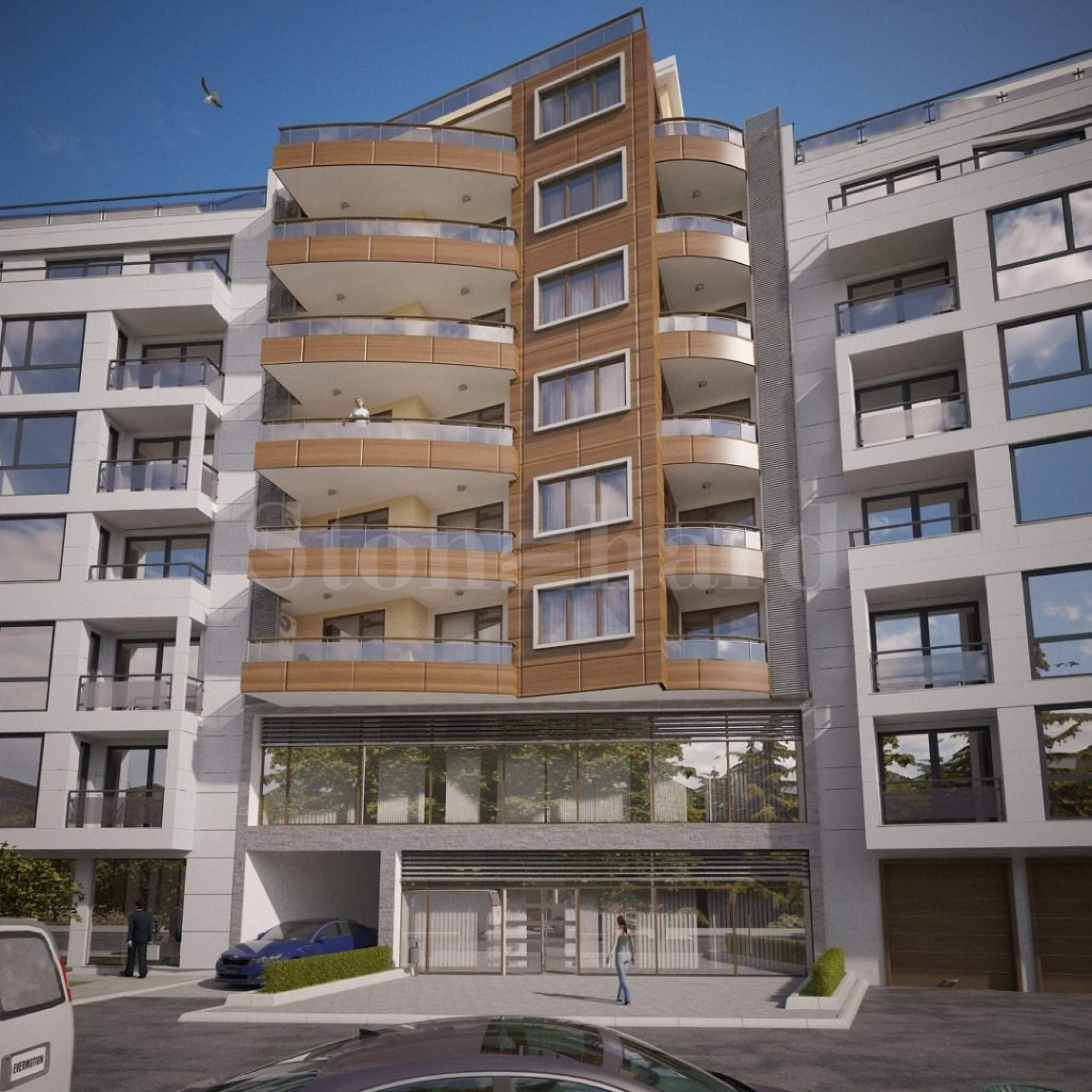 New apartments near park at attractive prices2 - Stonehard