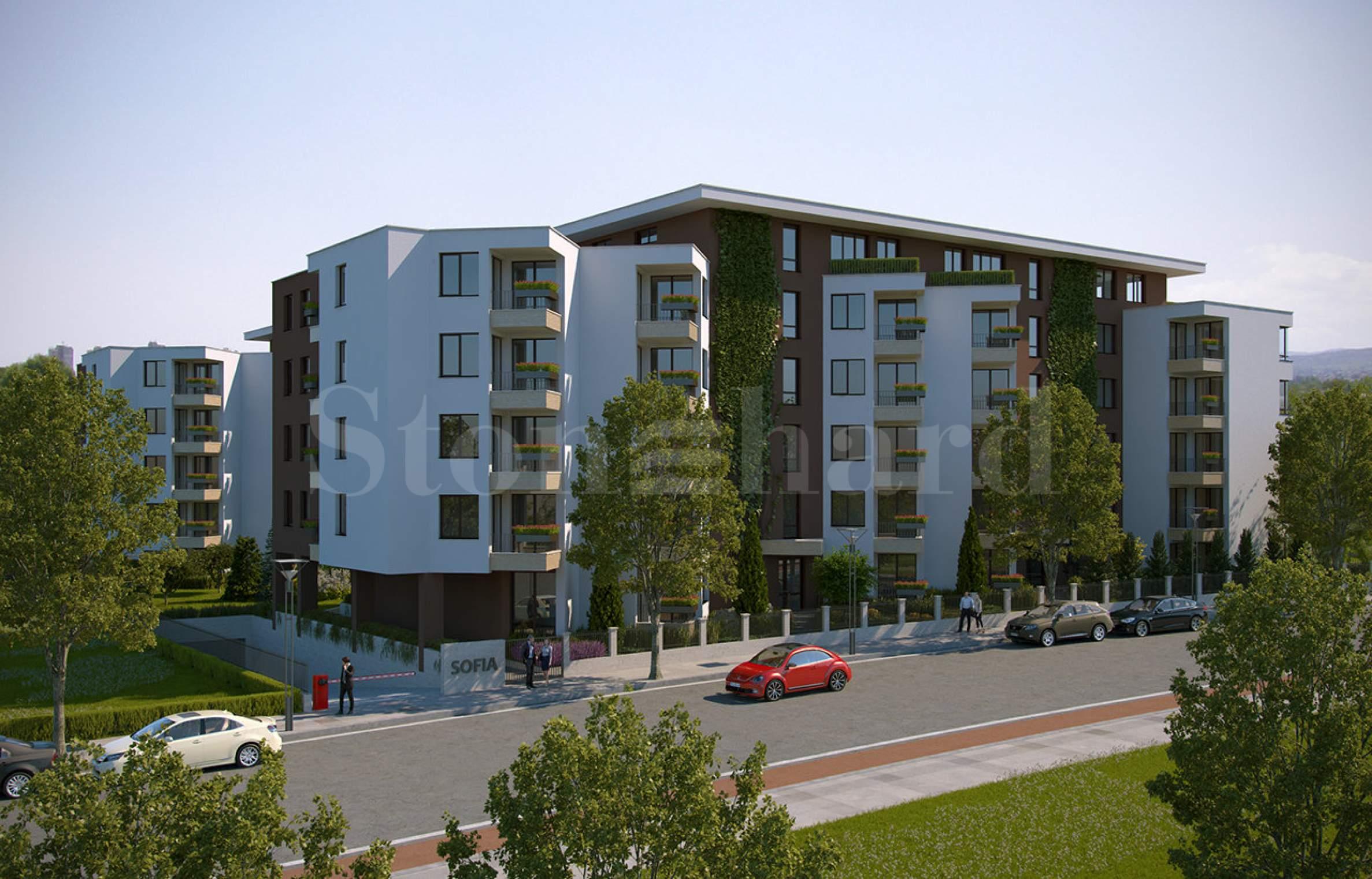 Две жилищни сгради в спокоен и хубав район2 - Stonehard