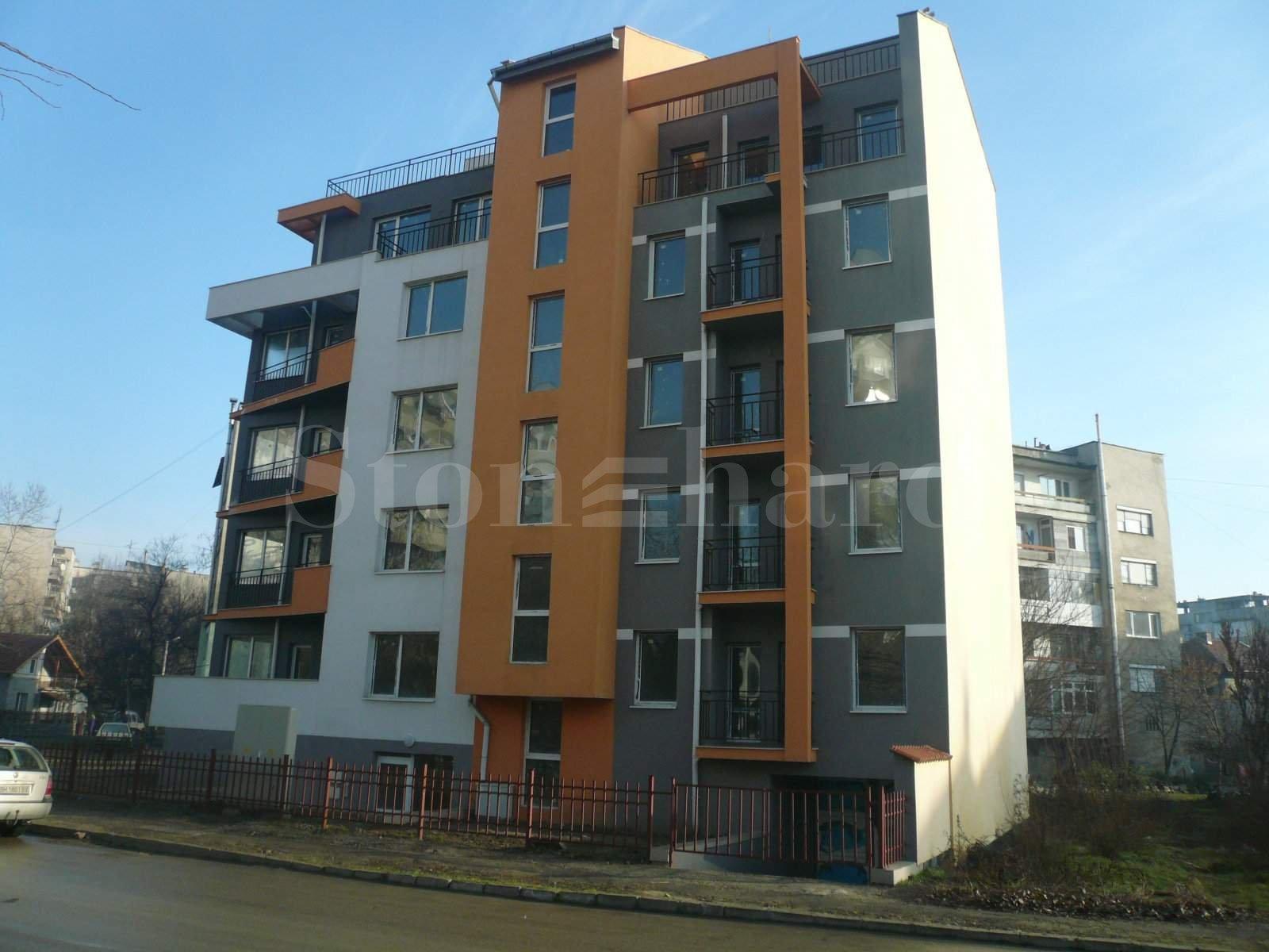 Апартаменти в модерна сграда в спокоен квартал2 - Stonehard