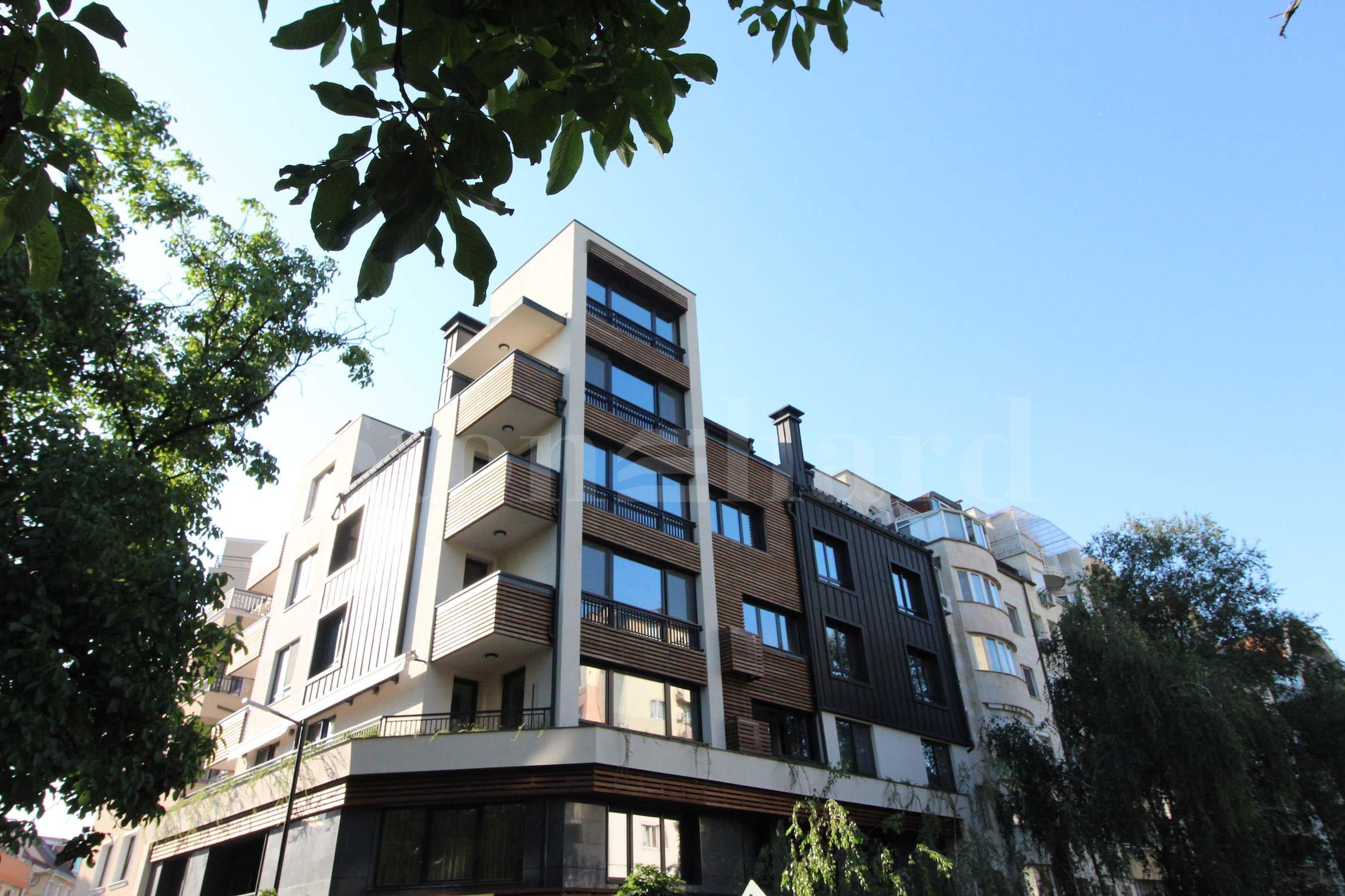 Луксозна сграда с лимитирани апартаменти и търсена локация1 - Stonehard