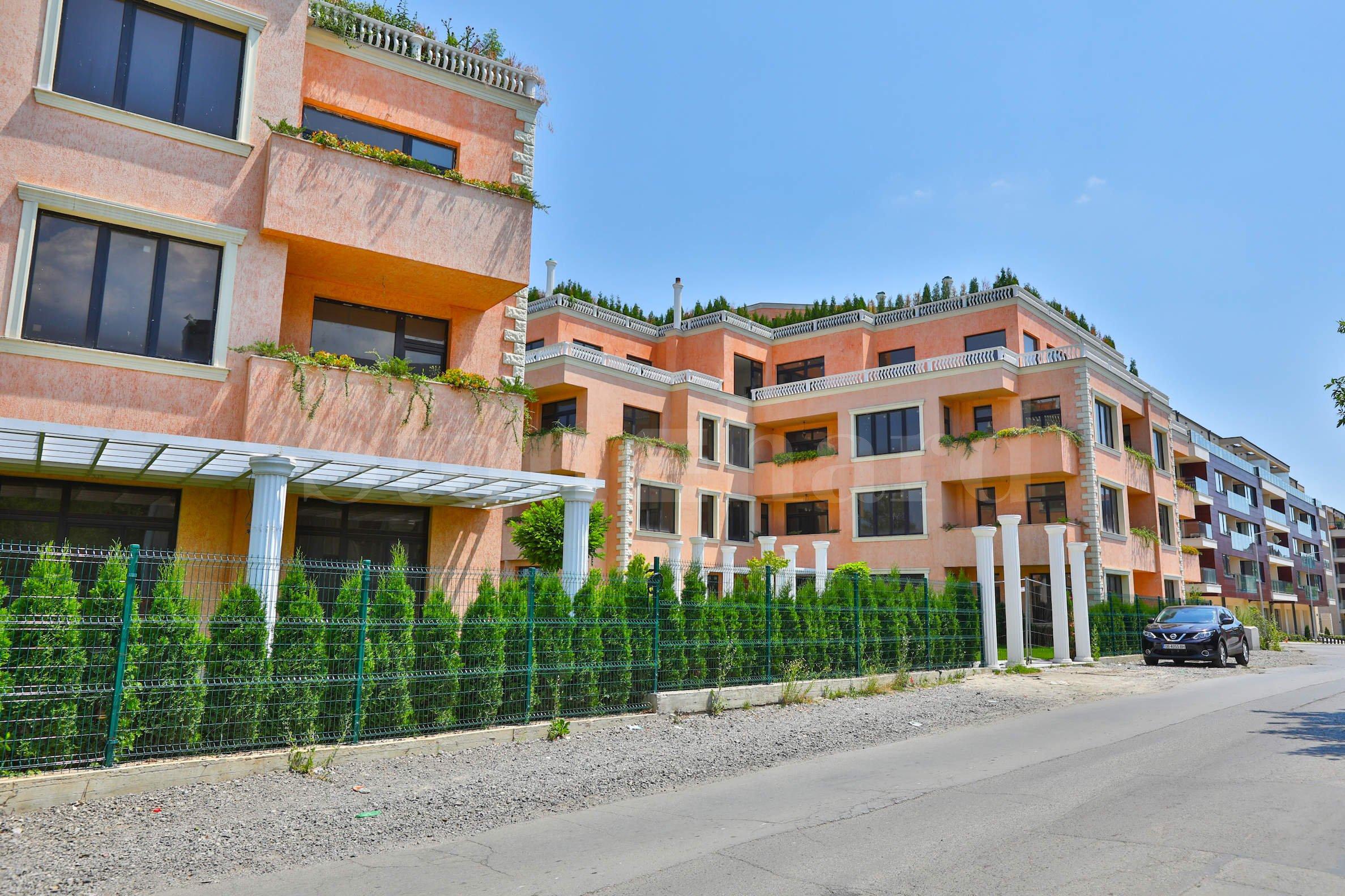 Комплекс от две сгради в тих южен район на София2 - Stonehard