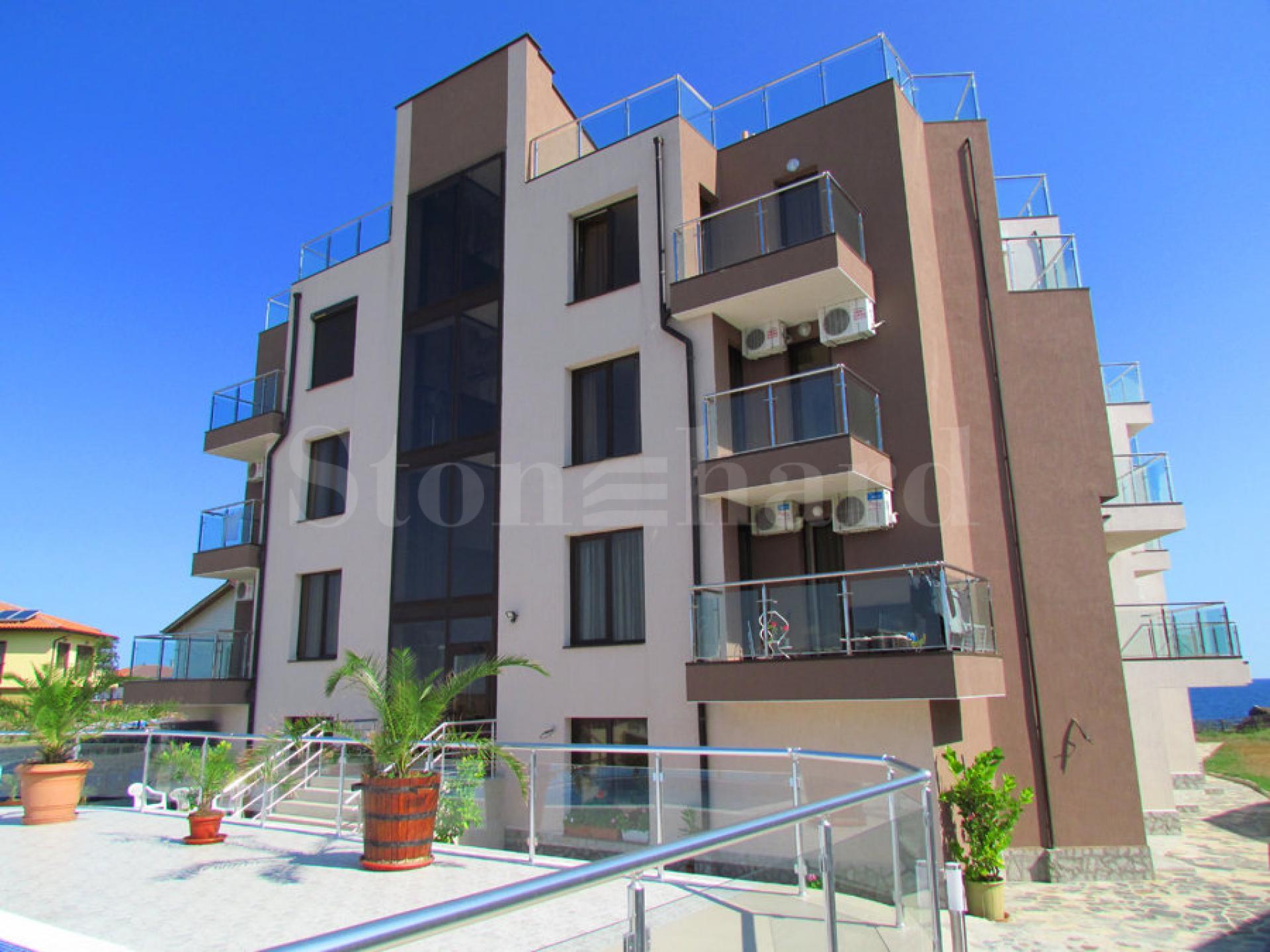 Нови апартаменти на брега на морето в Синеморец1 - Stonehard