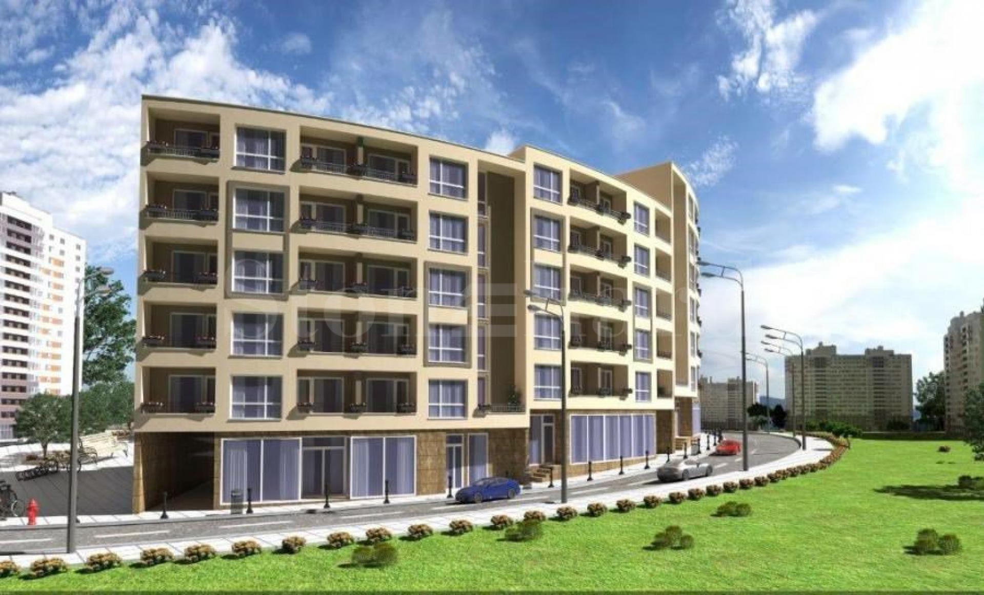 Апартаменти и търговски имоти до главна улица2 - Stonehard