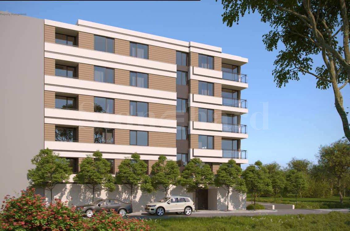 New building with apartments and garages in Reduta District1 - Stonehard