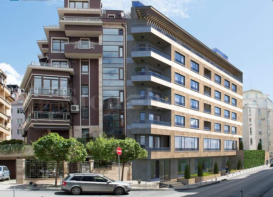Жилищна сграда с офиси, магазини и подземен гараж в Лозенец1 - Stonehard