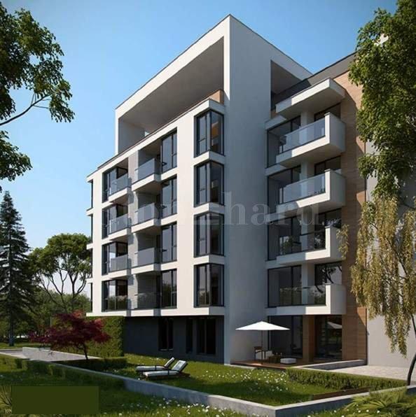 Модерна жилищна сграда с изчистен дизайн до Мол Парадайз Център1 - Stonehard