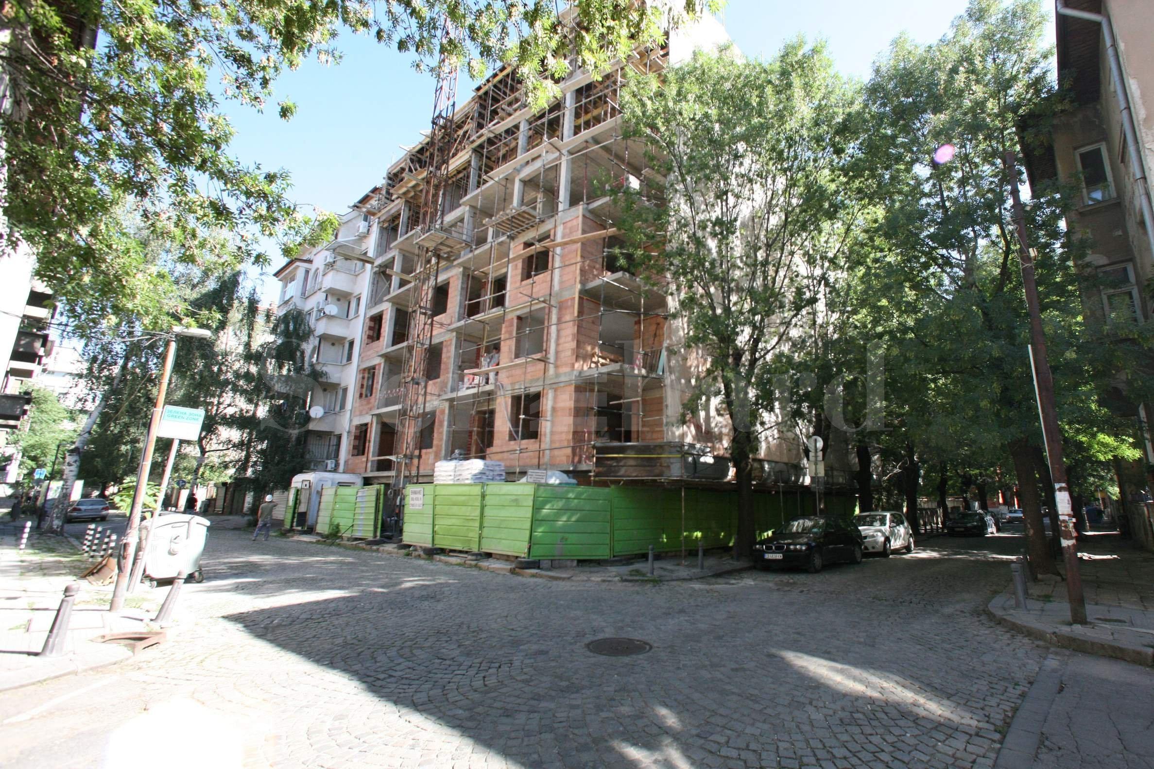 Апартаменти с паркоместа, включени в цената на топ център София1 - Stonehard