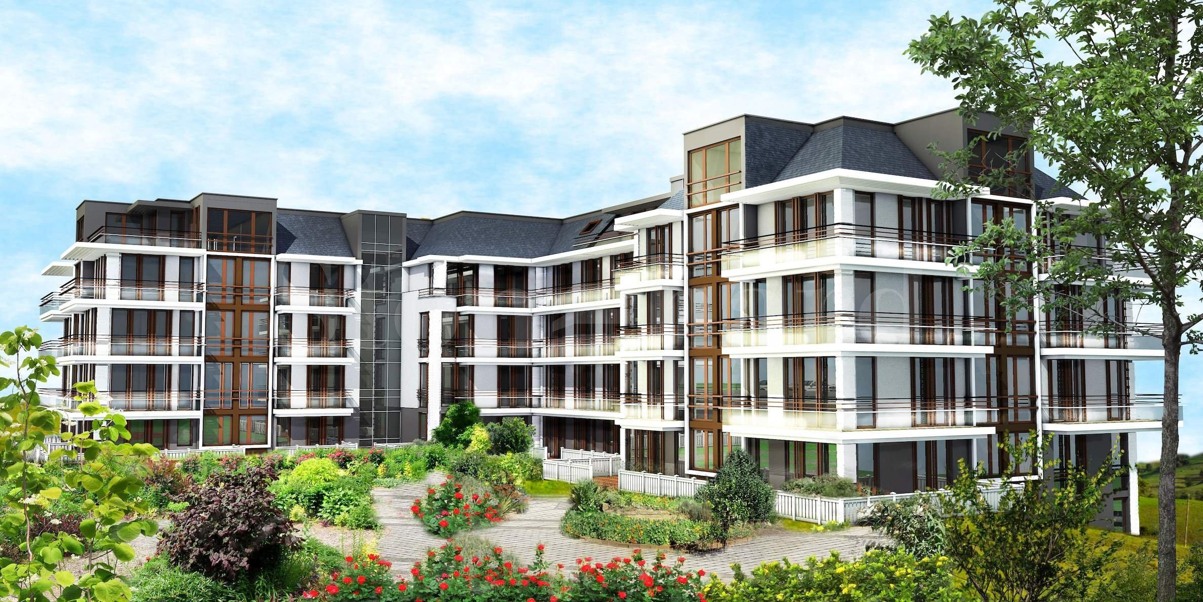 Елегантен нов комплекс от две сгради с апартаменти в кв. Драгалевци1 - Stonehard
