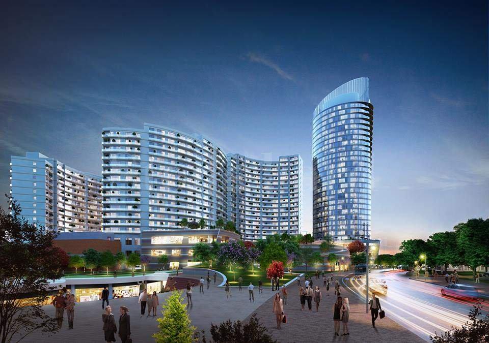 Уникален комплекс с жилищни сгради и търговска част2 - Stonehard