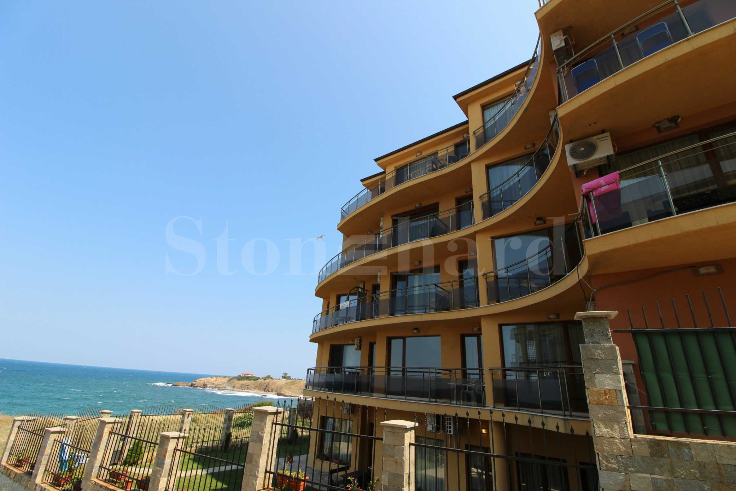 Apartments in a complex near the beach and the city center1 - Stonehard