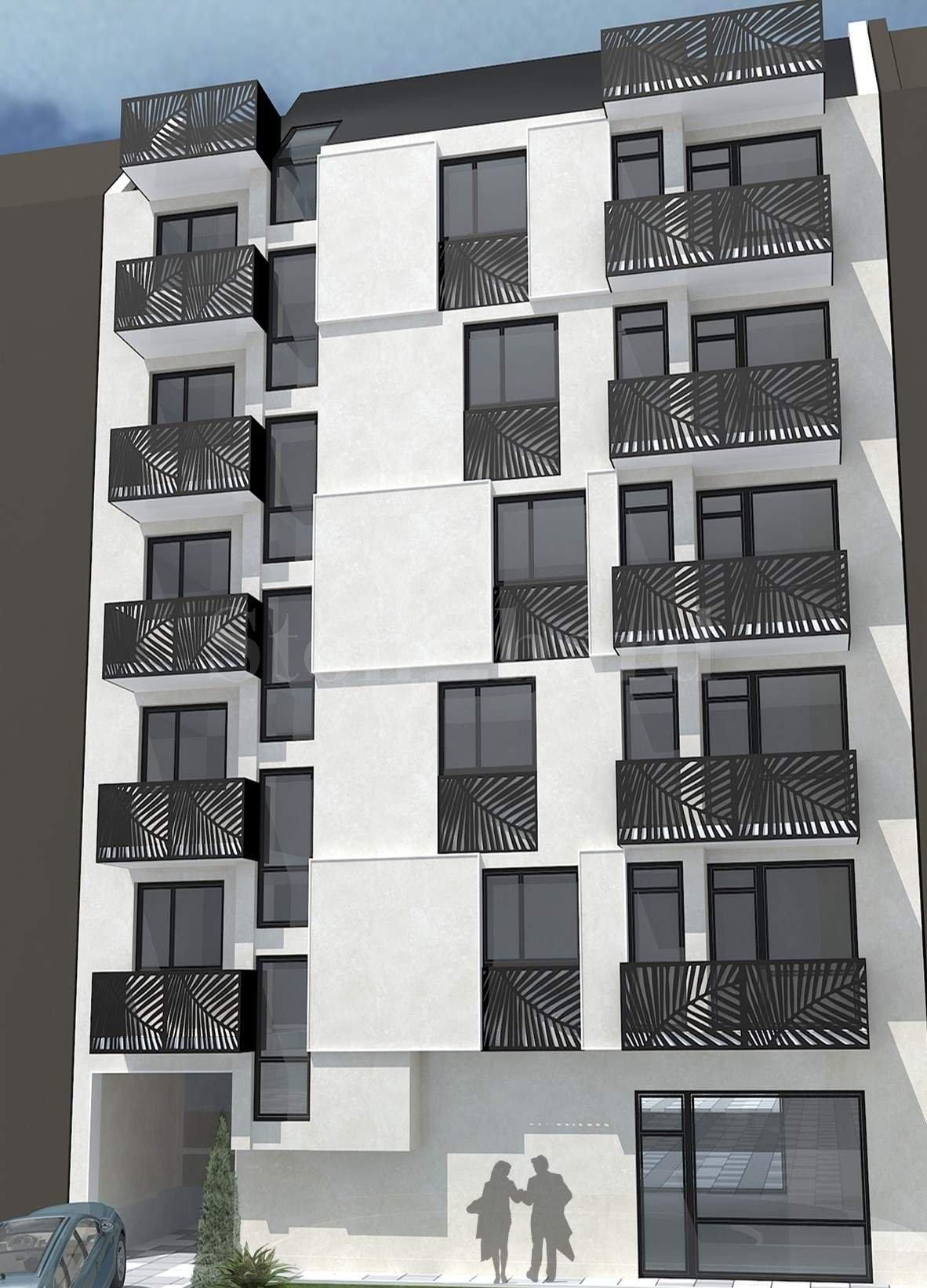 Хубава жилищна сграда в кв. Надежда2 - Stonehard