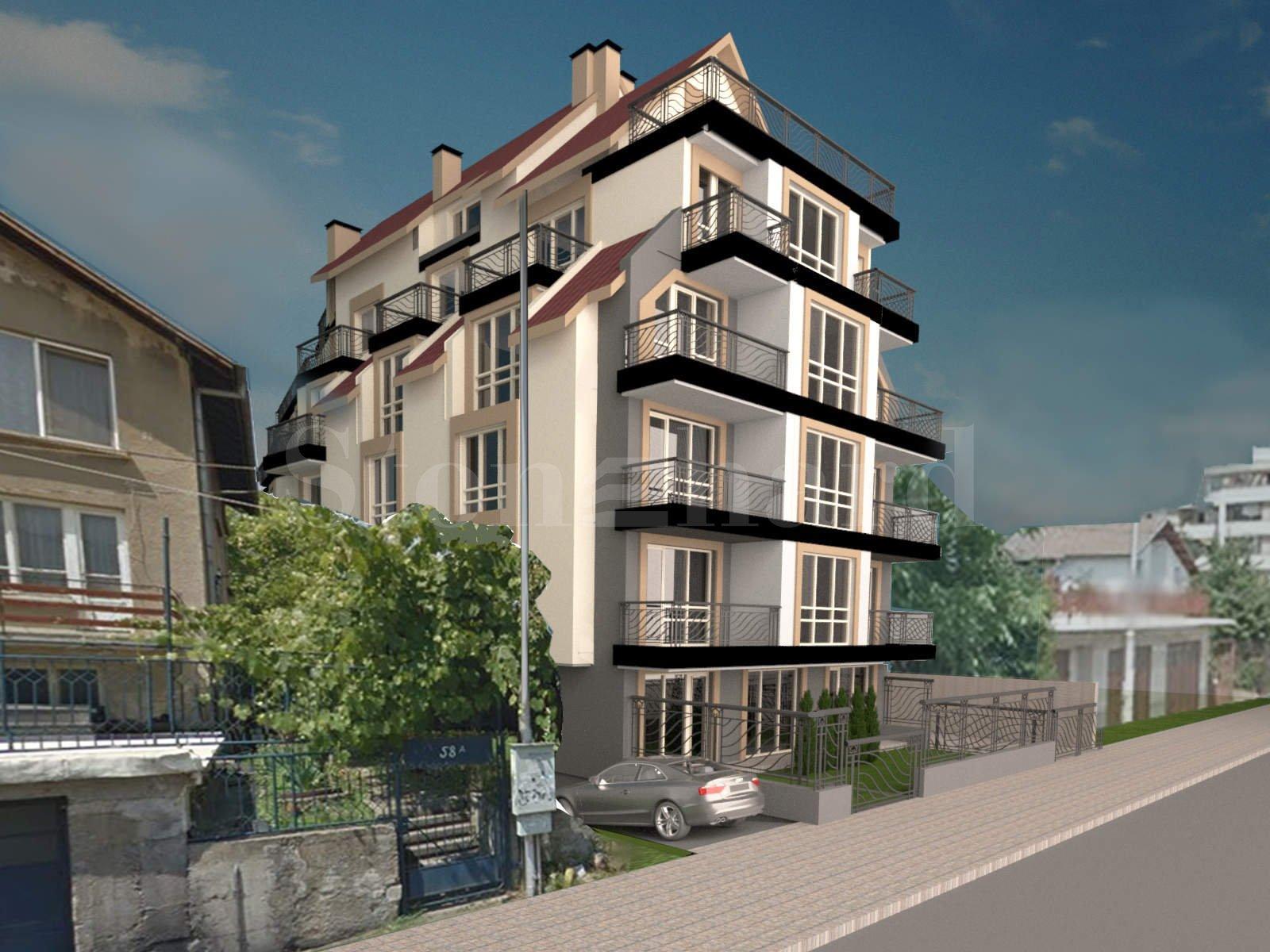 Хубава нова жилищна сграда в кв. Овча Купел1 - Stonehard