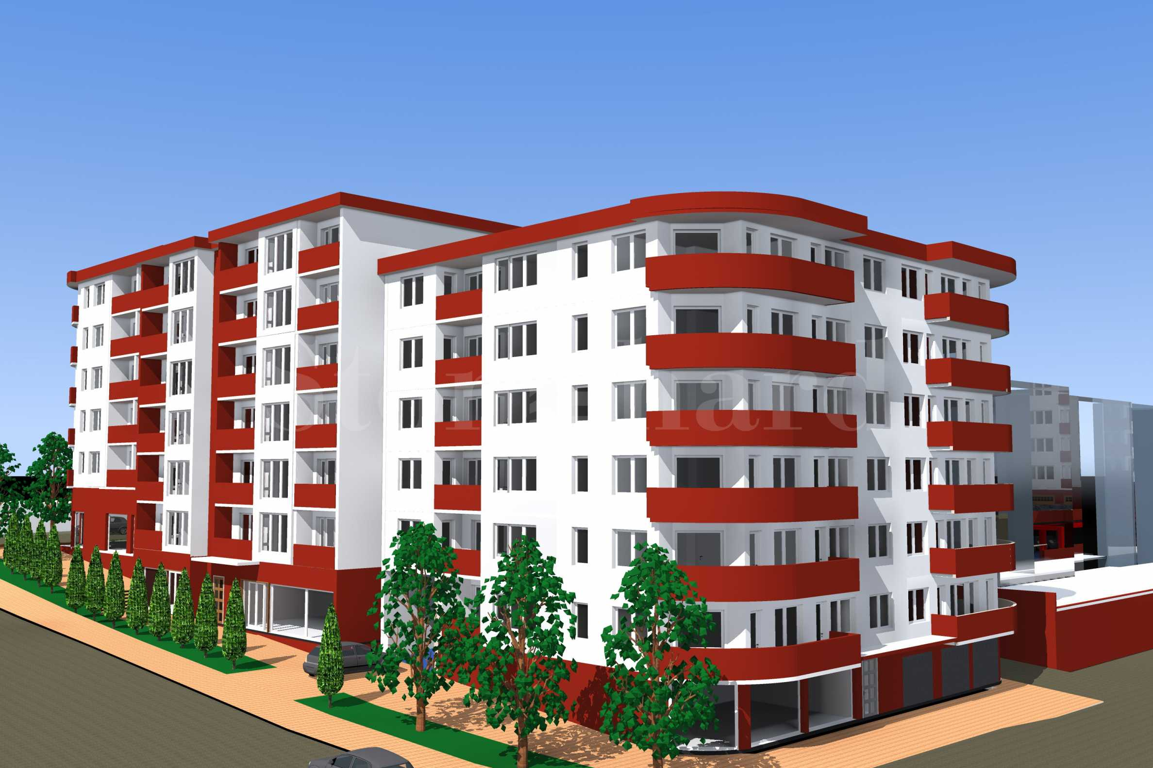 New residential building with attractive location and prices2 - Stonehard
