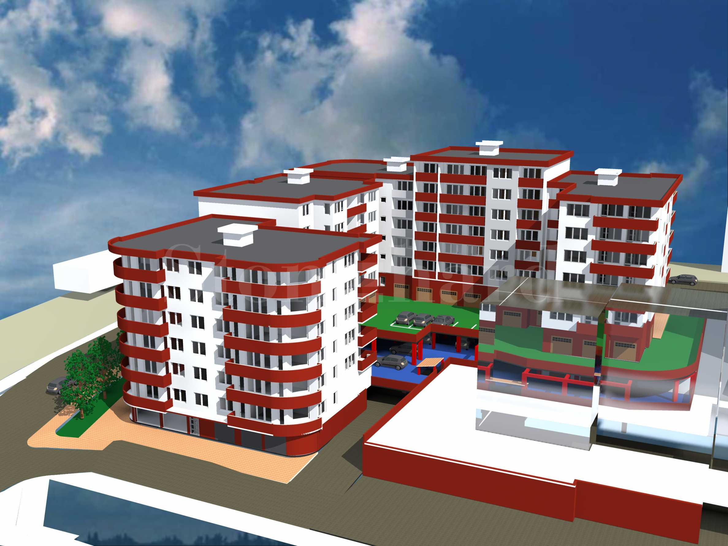 New residential building with attractive location and prices1 - Stonehard