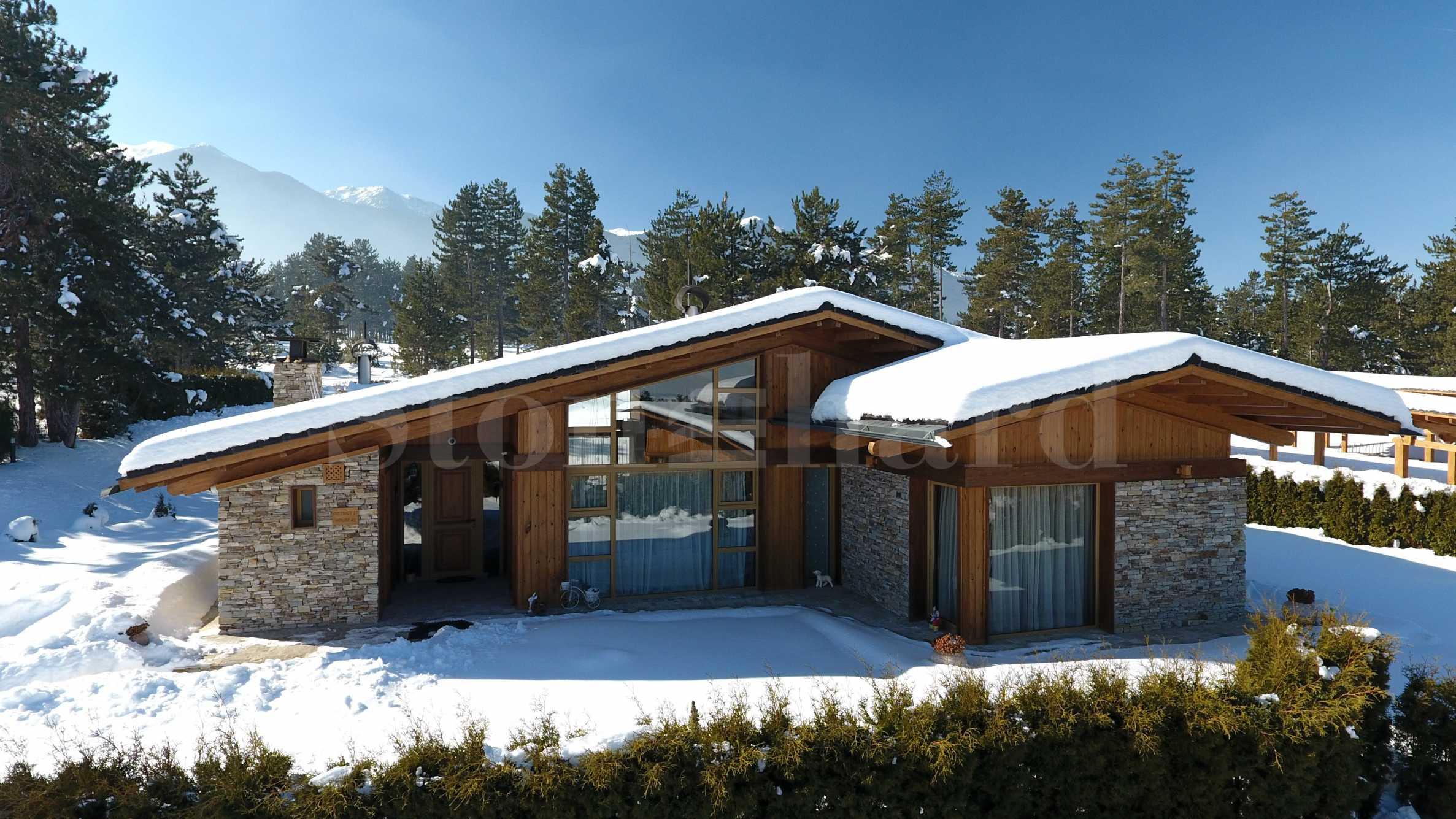 Къщи в голф комплекс в подножието на Пирин1 - Stonehard