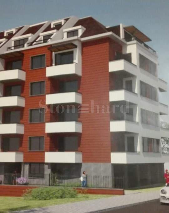 New residential building near metro station and university, Sofia city1 - Stonehard