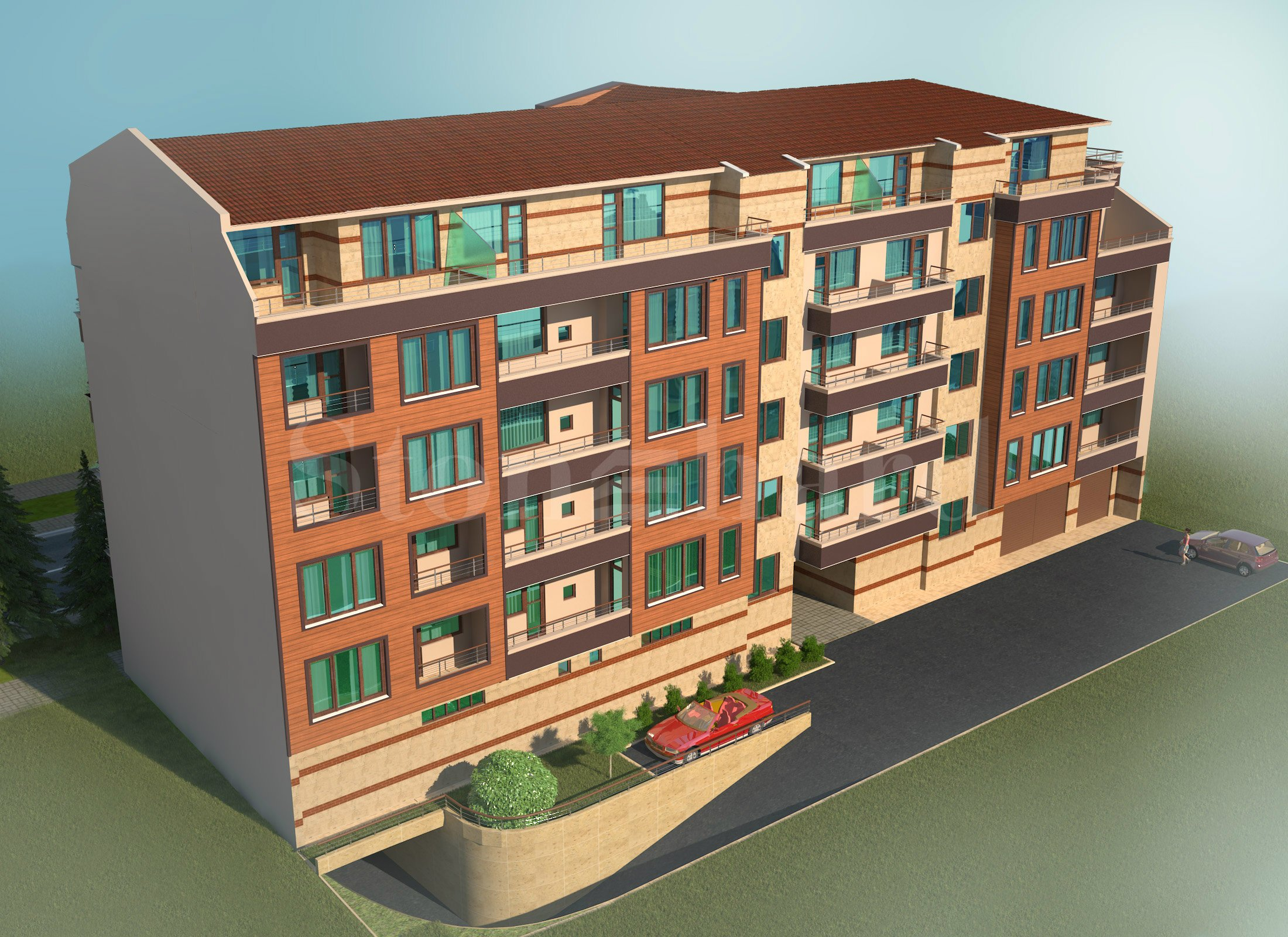 New residential building with enjoying an excellent location, Burgas city1 - Stonehard