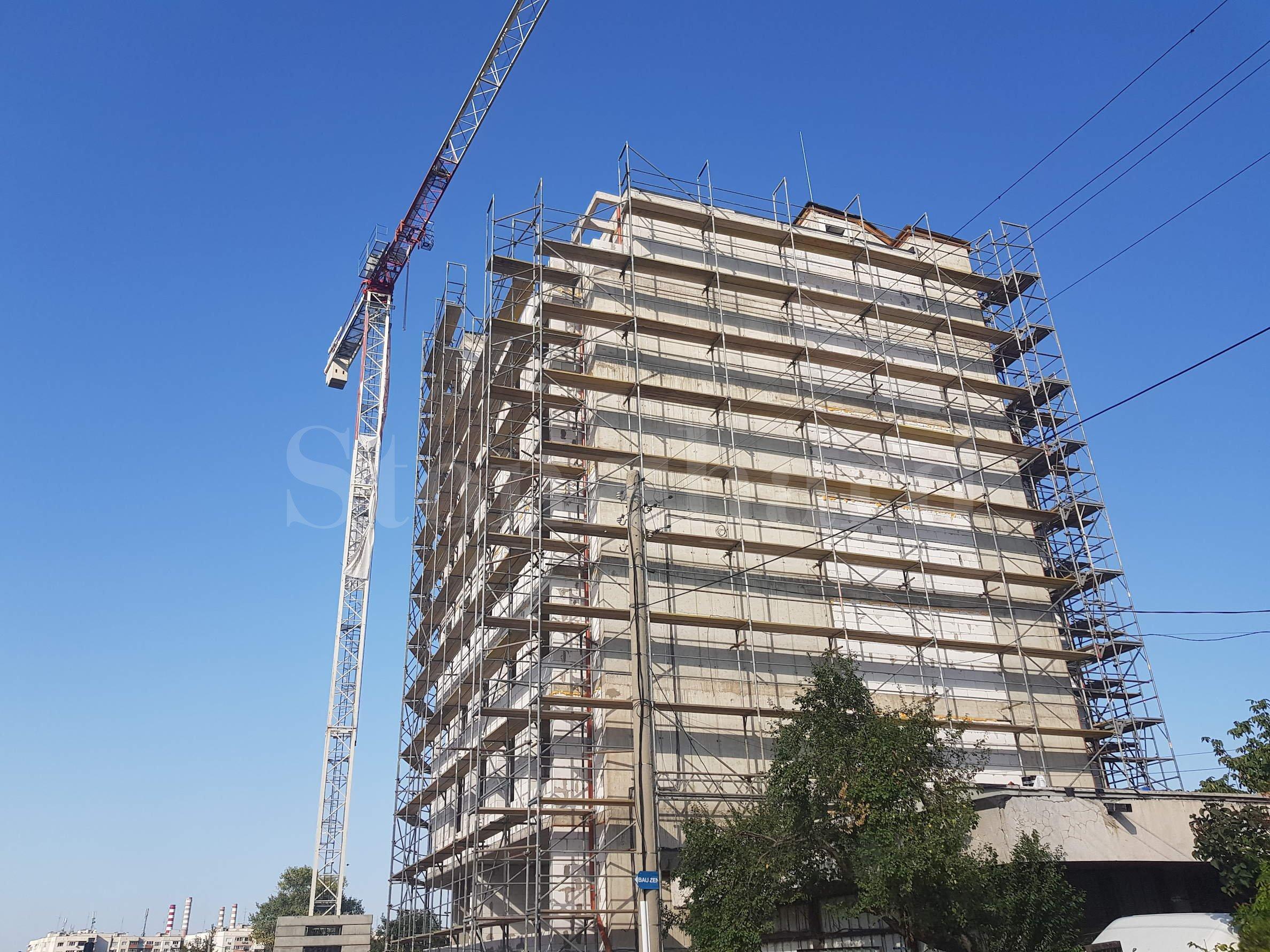 Нова сграда с ателиета, офиси, магазини и паркоместа2 - Stonehard