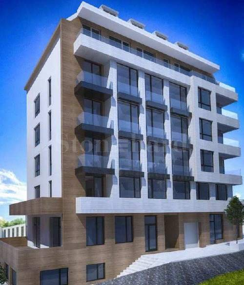 Elegant new residential building in Lozenets District1 - Stonehard